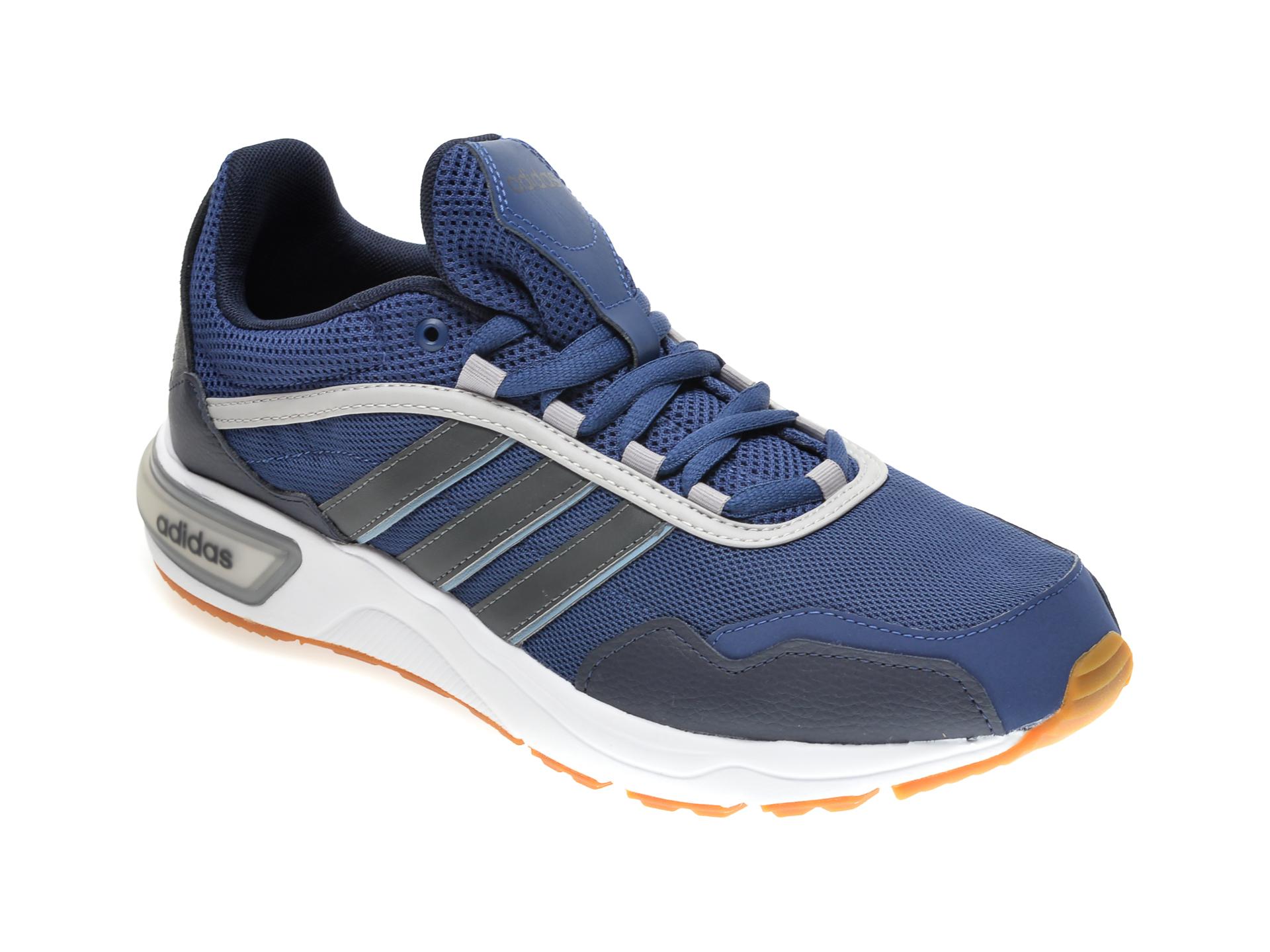 Pantofi sport ADIDAS bleumarin, 90S RUNNER, din material textil imagine