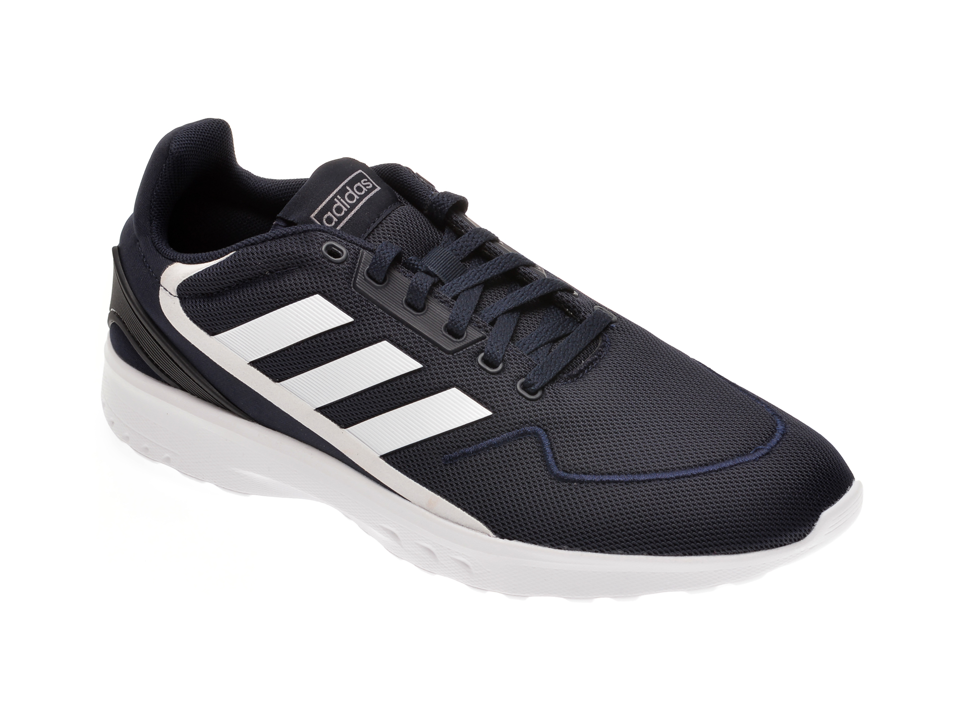 Pantofi sport ADIDAS bleumarin, NEBZED, din material textil imagine