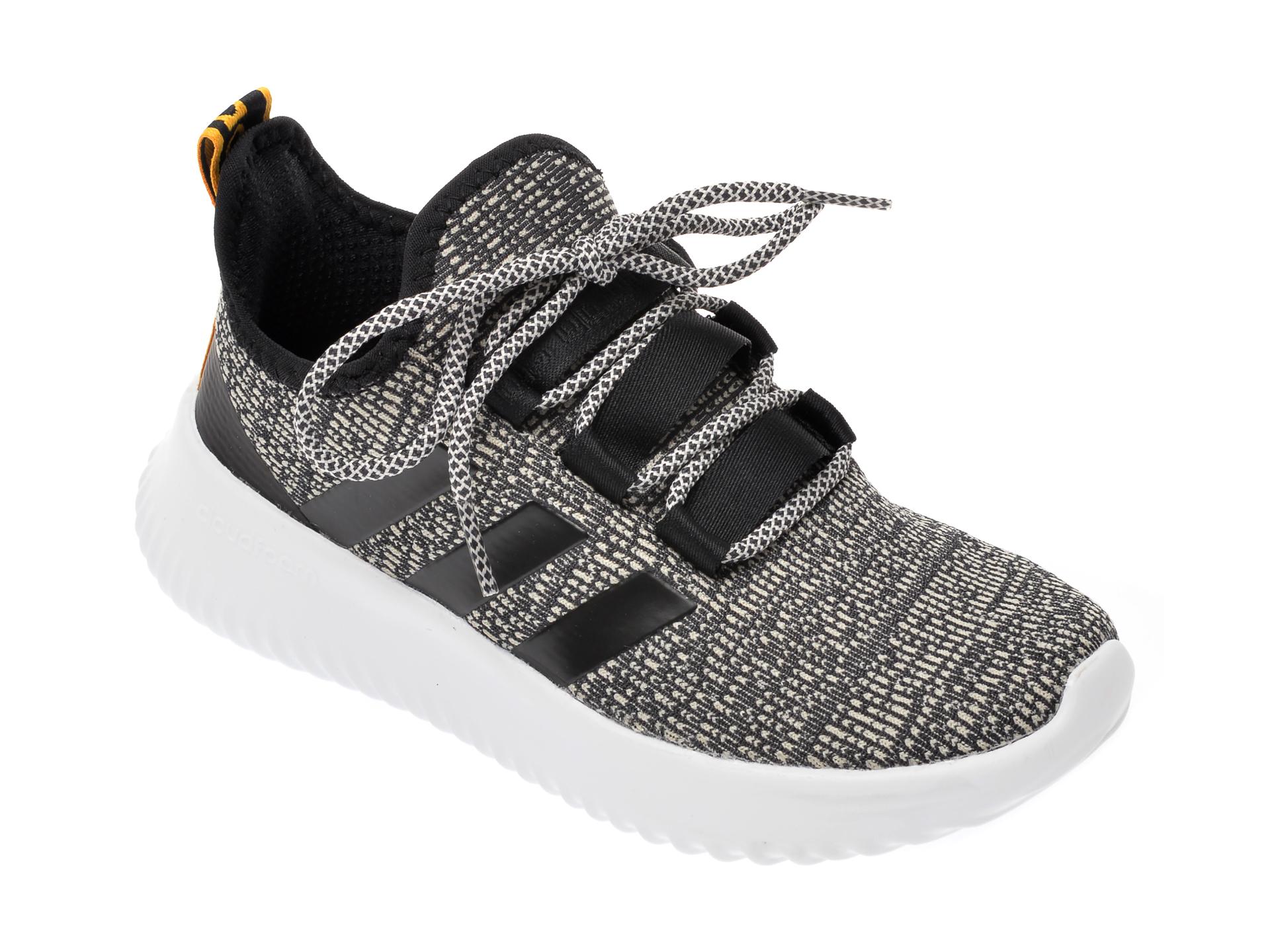 Pantofi sport ADIDAS gri, Kaptir K, din material textil New