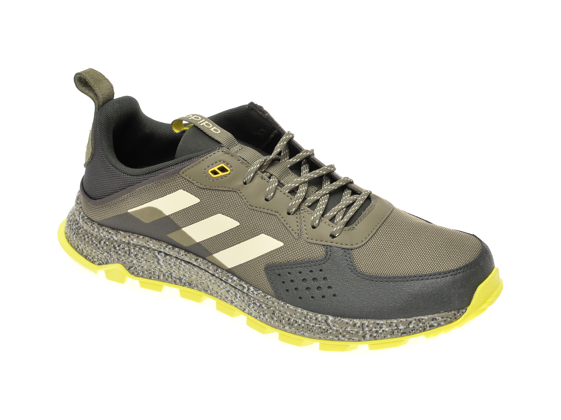 Pantofi sport ADIDAS kaki, Response Trail, din material textil imagine