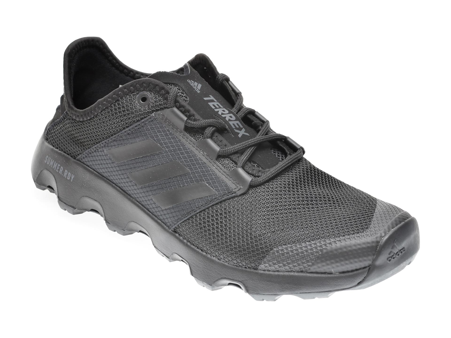 Pantofi sport ADIDAS negri, TERREX VOYAGER S.RD, din material textil imagine