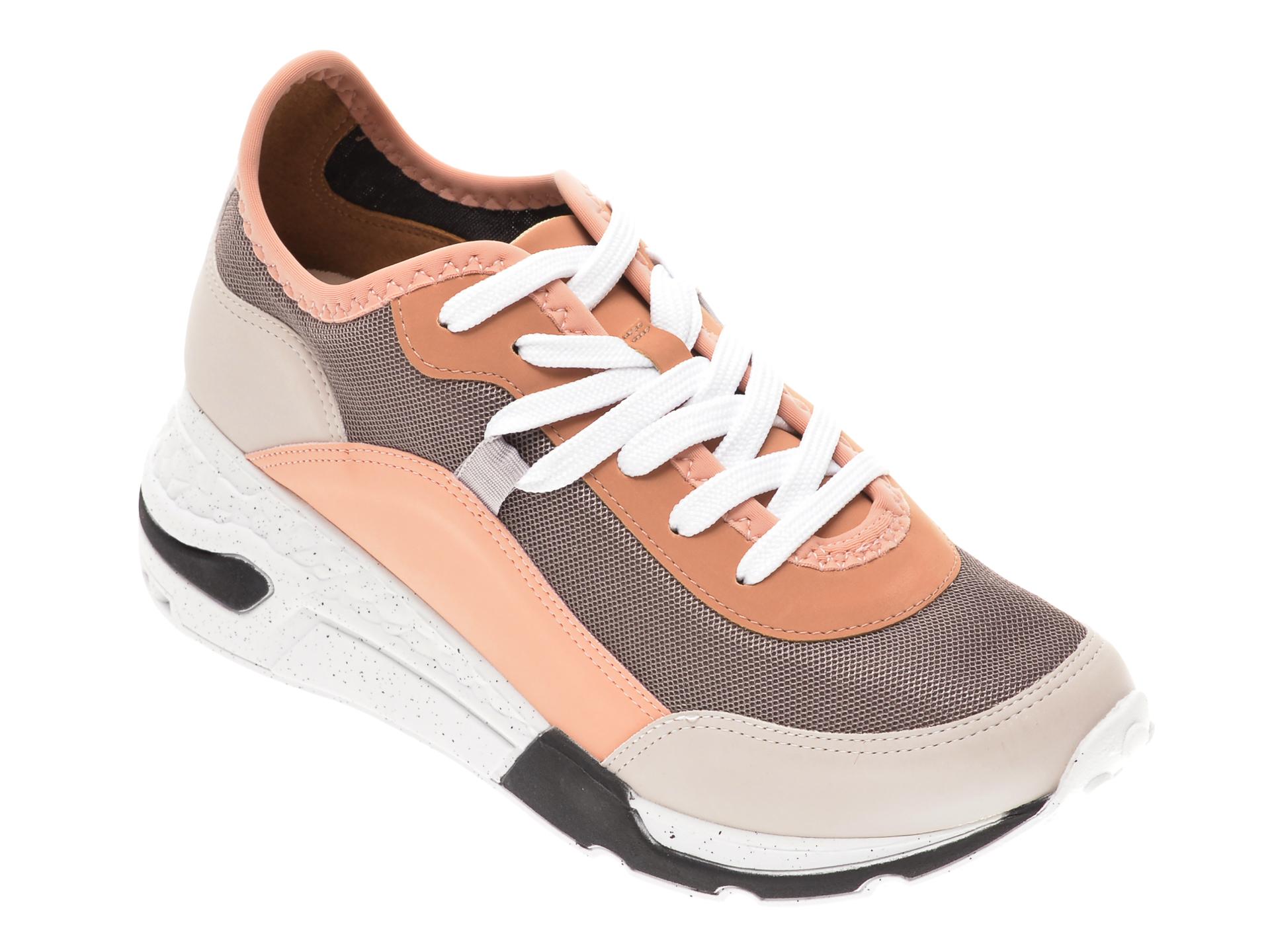 Pantofi sport ALDO multicolor, Cadorelia020, din material textil si piele ecologica New