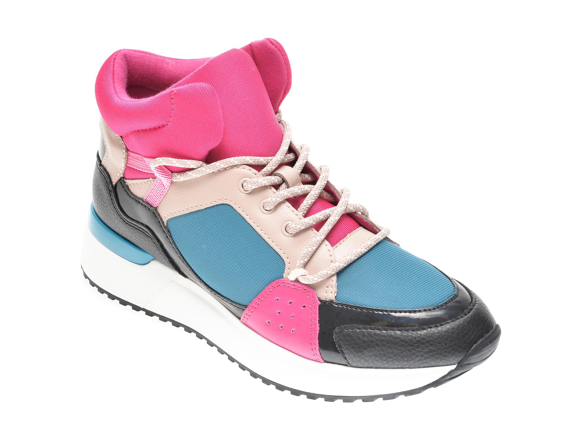 Pantofi sport ALDO multicolori, Aselawia961, din material textil si piele ecologica imagine