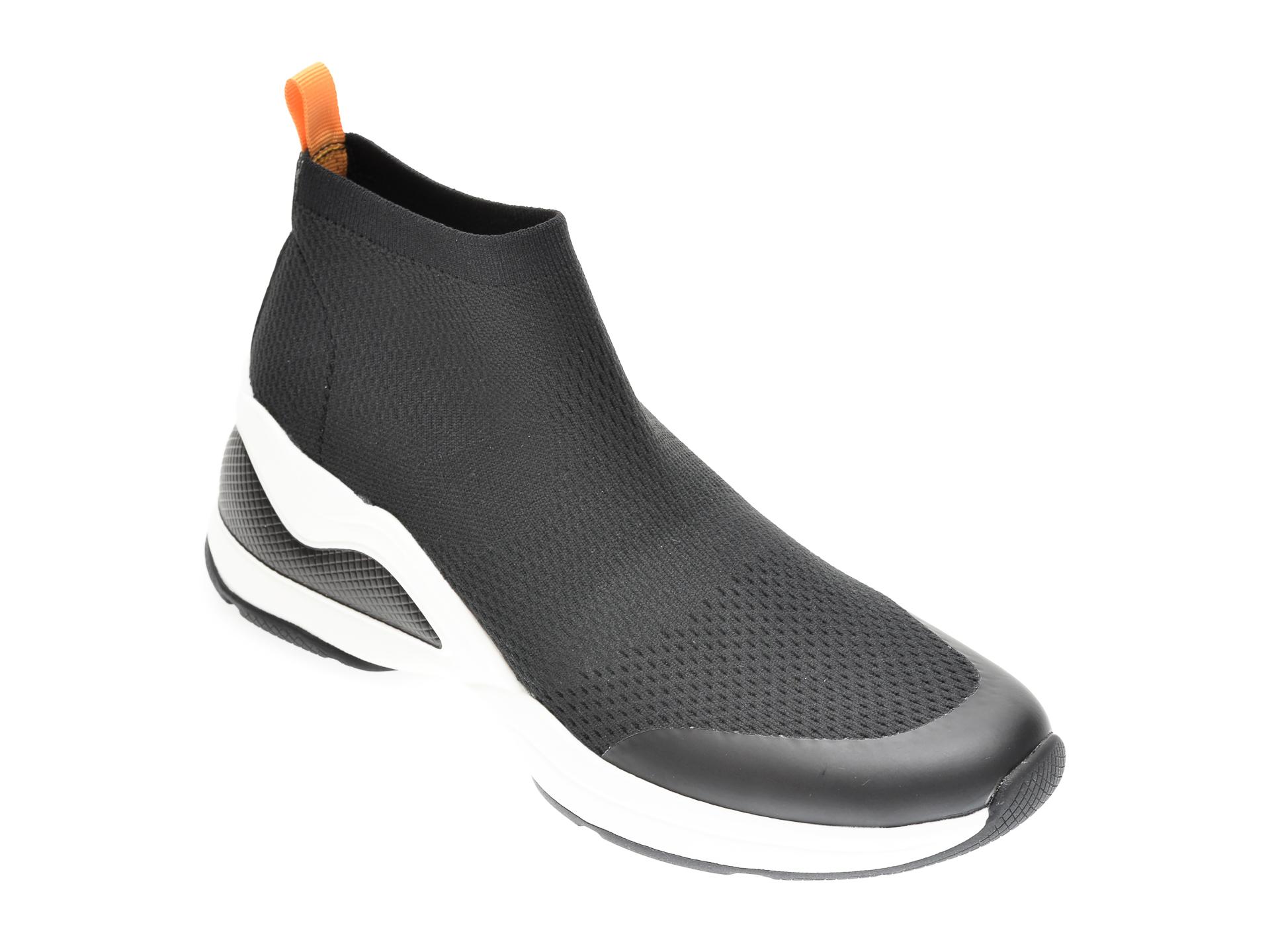 Pantofi sport ALDO negri, Agnessy001, din material textil imagine