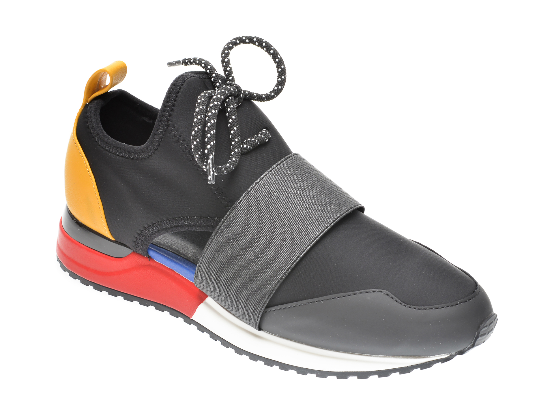 Pantofi sport ALDO negri, Dwiedia007, din material textil imagine