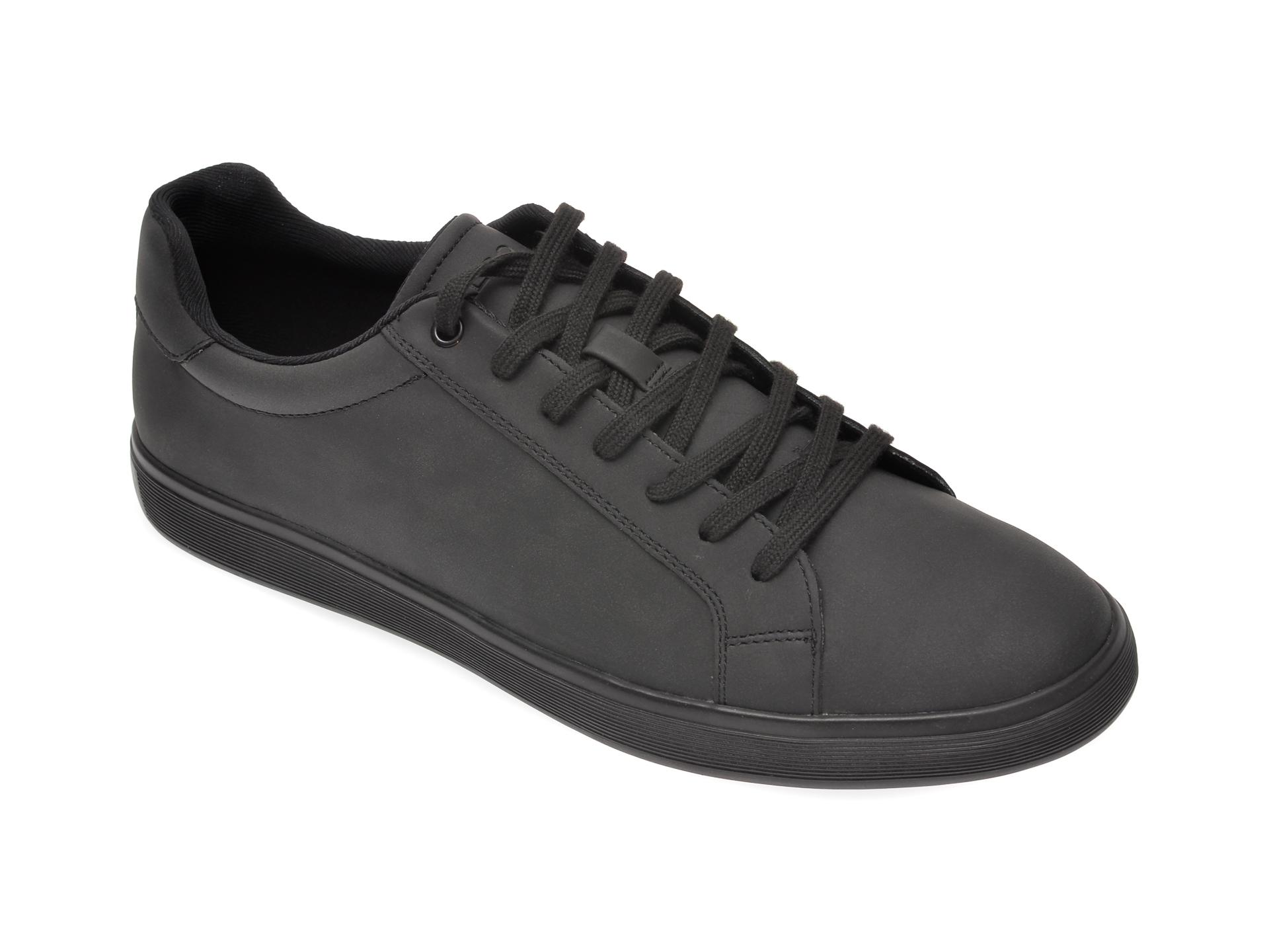 Pantofi sport ALDO negri, Keduwen001, din piele ecologica imagine