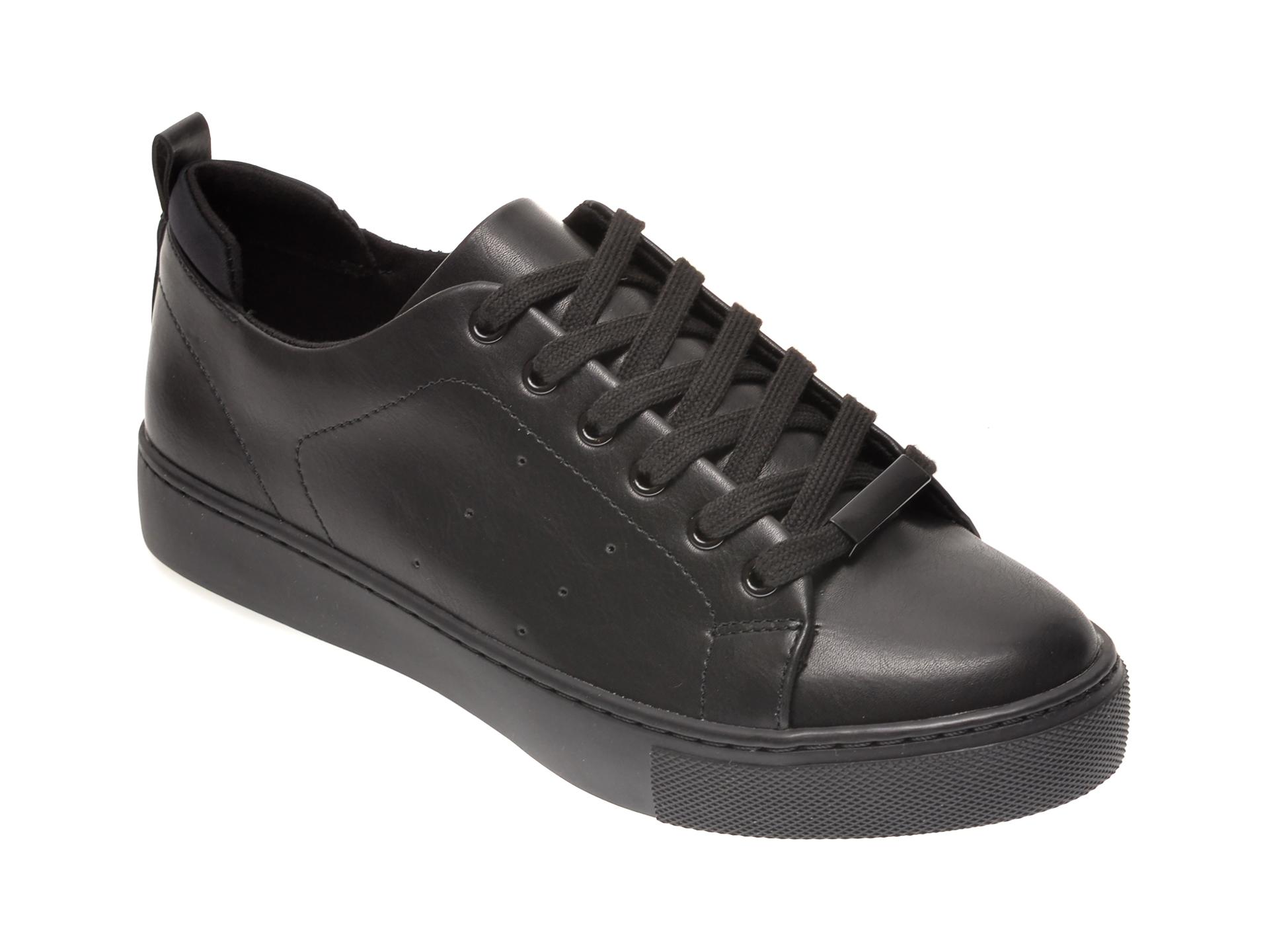 Pantofi sport ALDO negri, Mirarevia968, din piele ecologica imagine