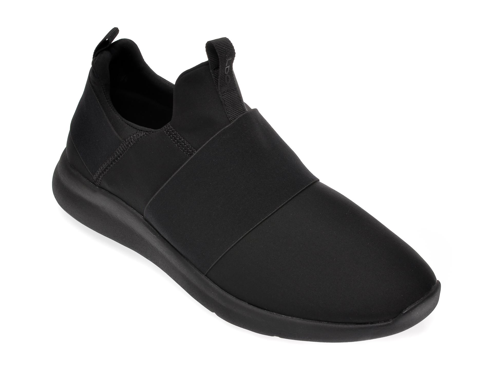 Pantofi sport ALDO negri, Nedlands008, din material textil