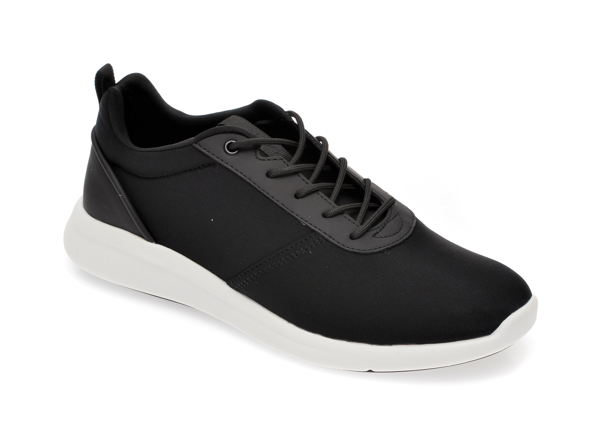 Pantofi sport ALDO negri, Scalyfin001, din material textil imagine