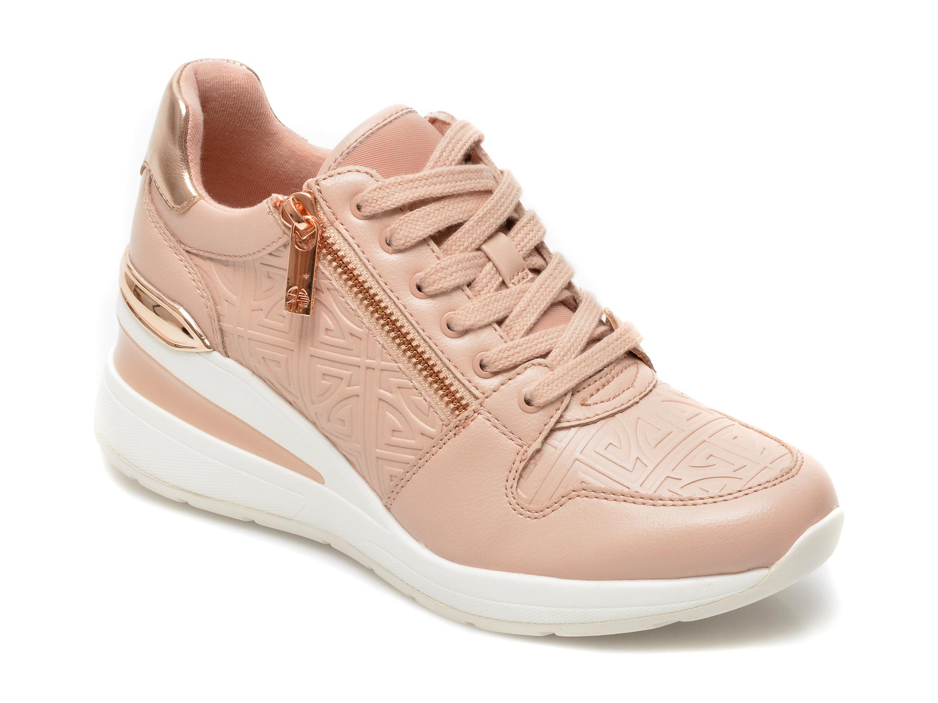 Pantofi sport ALDO nude, Jeresa680, din piele ecologica imagine otter.ro
