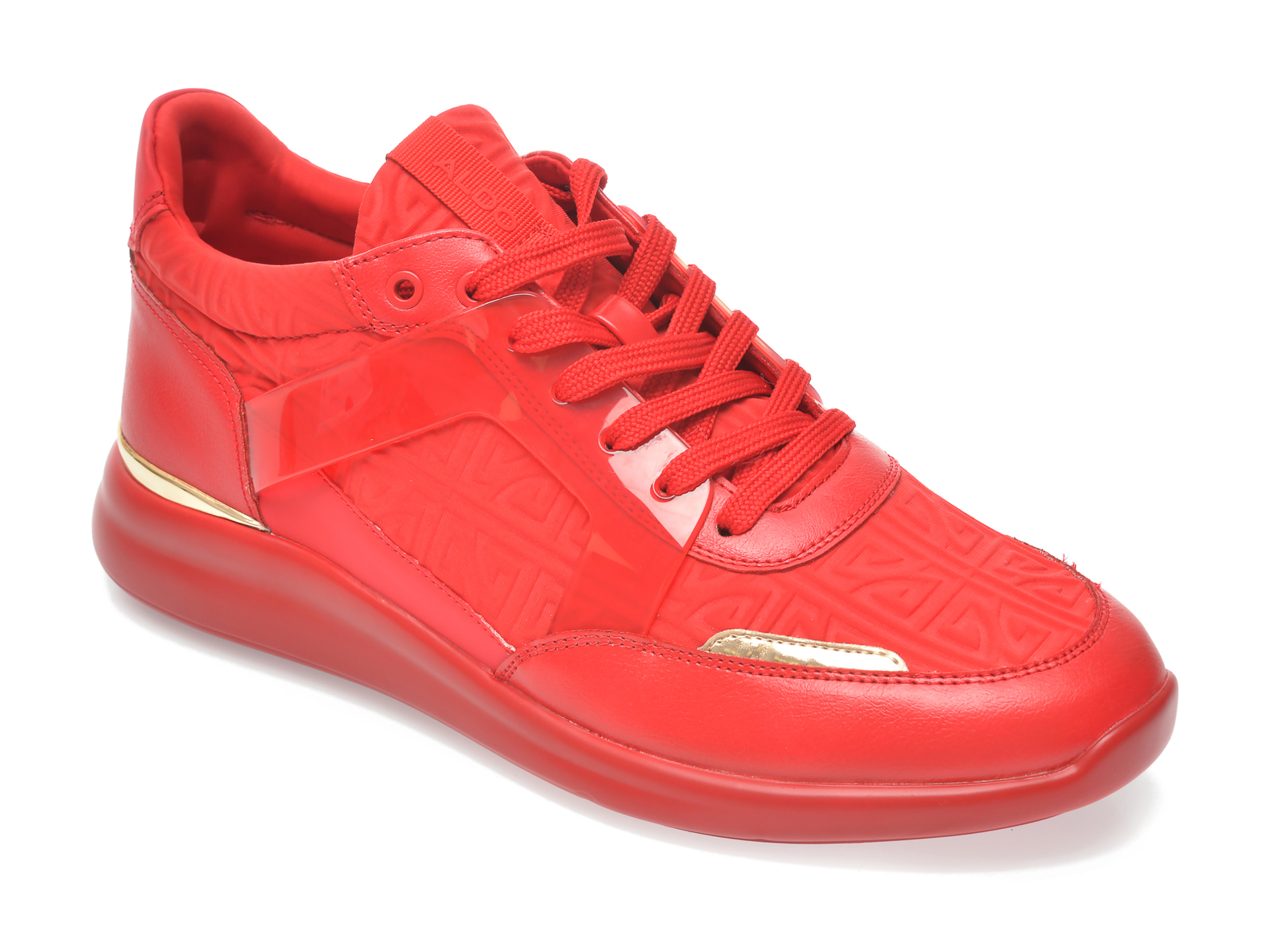 Pantofi sport ALDO rosii, Adalwin600, din material textil imagine
