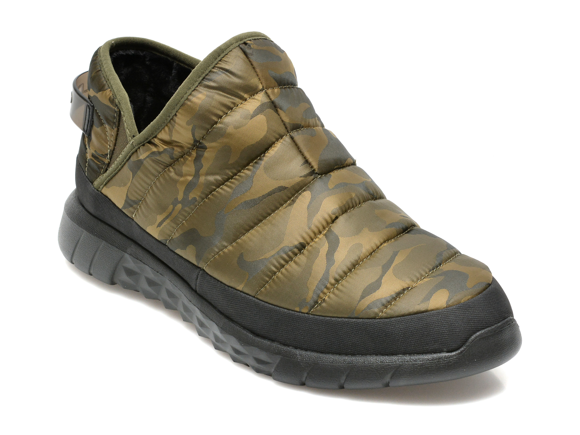 Pantofi Sport Aldo Verzi, Pufferlounge340, Din Material Textil