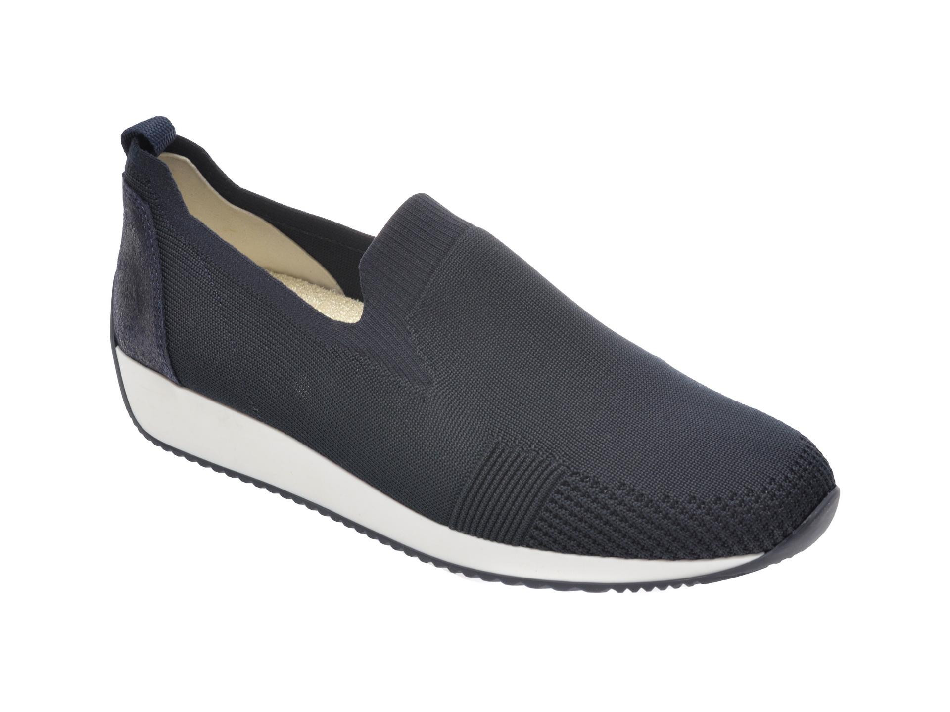 Pantofi sport ARA bleumarin, 34080, din material textil