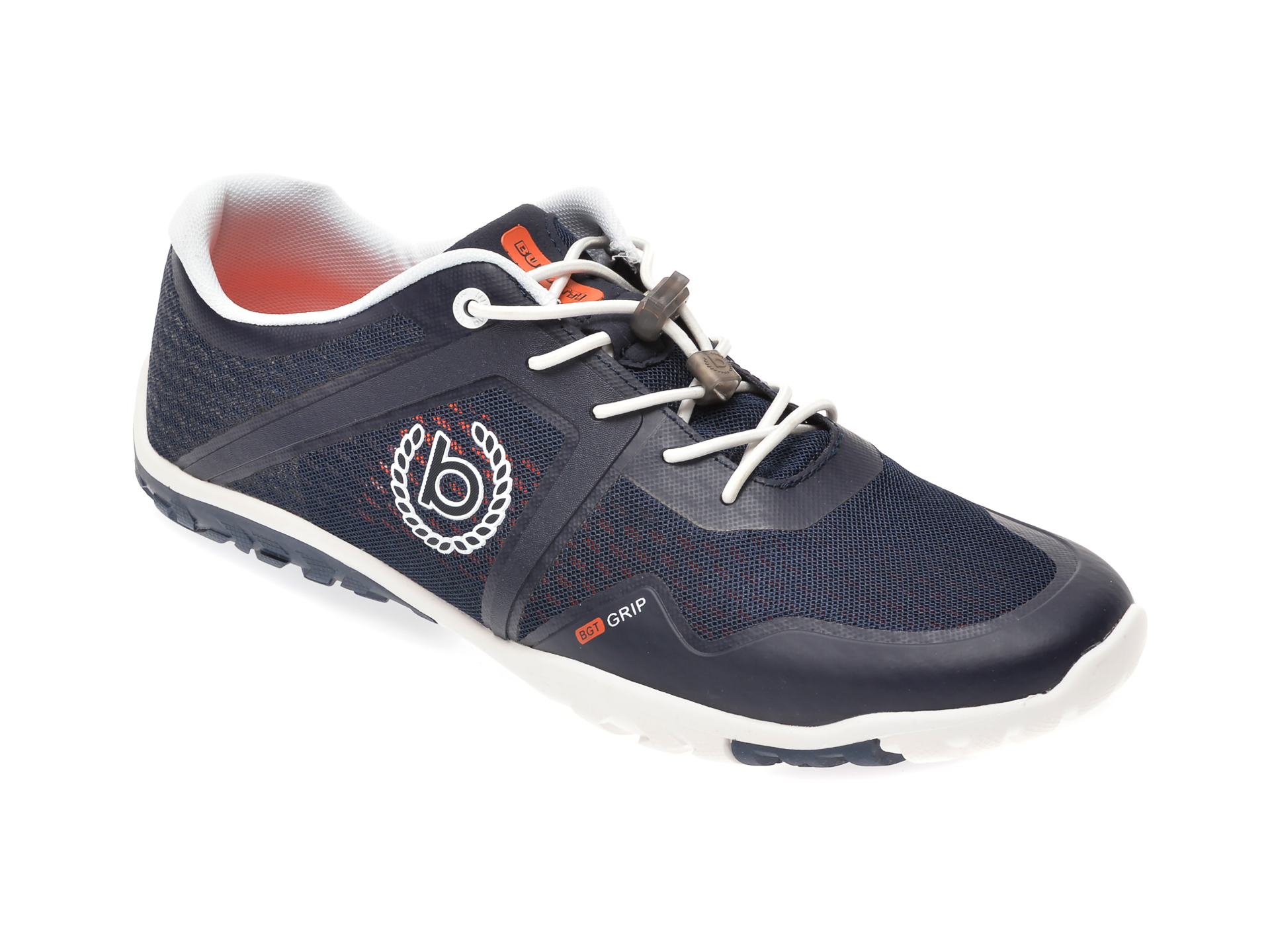Pantofi sport BUGATTI bleumarin, 91703, din material textil