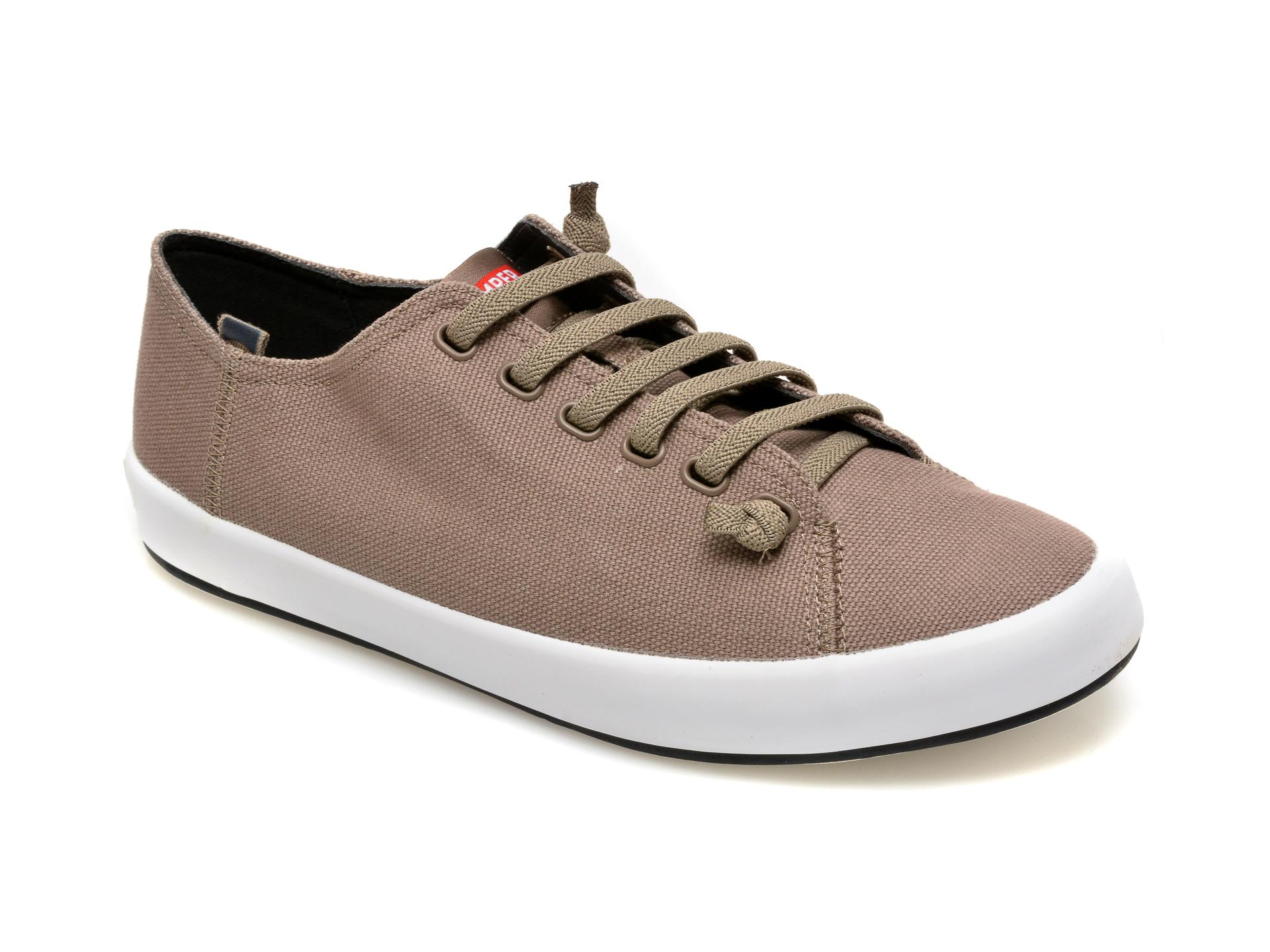 Pantofi sport CAMPER bej, K100158, din material textil imagine