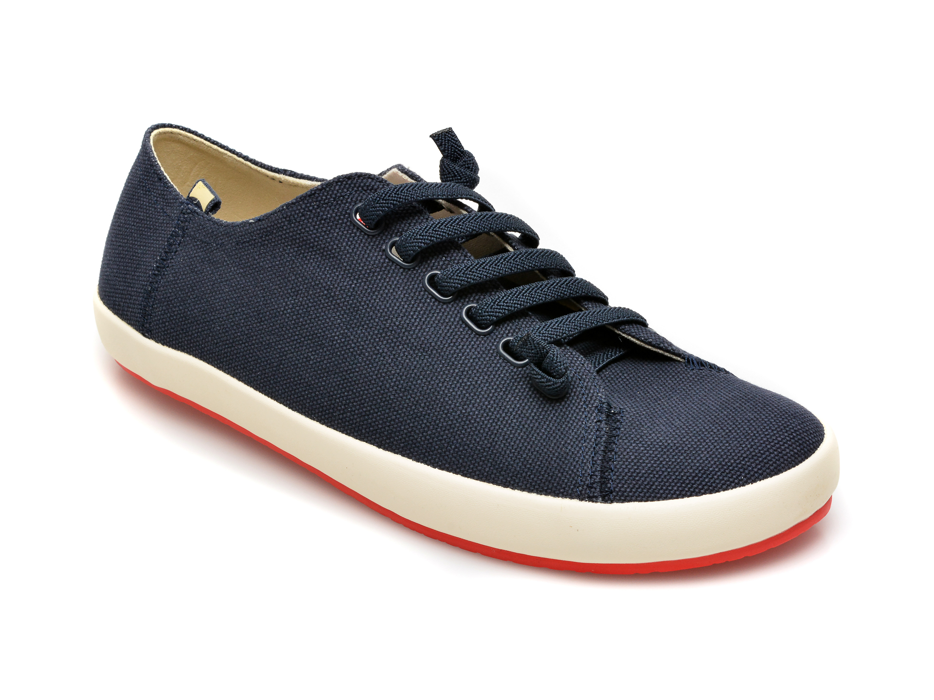 Pantofi sport CAMPER bleumarin, 18869, din material textil imagine