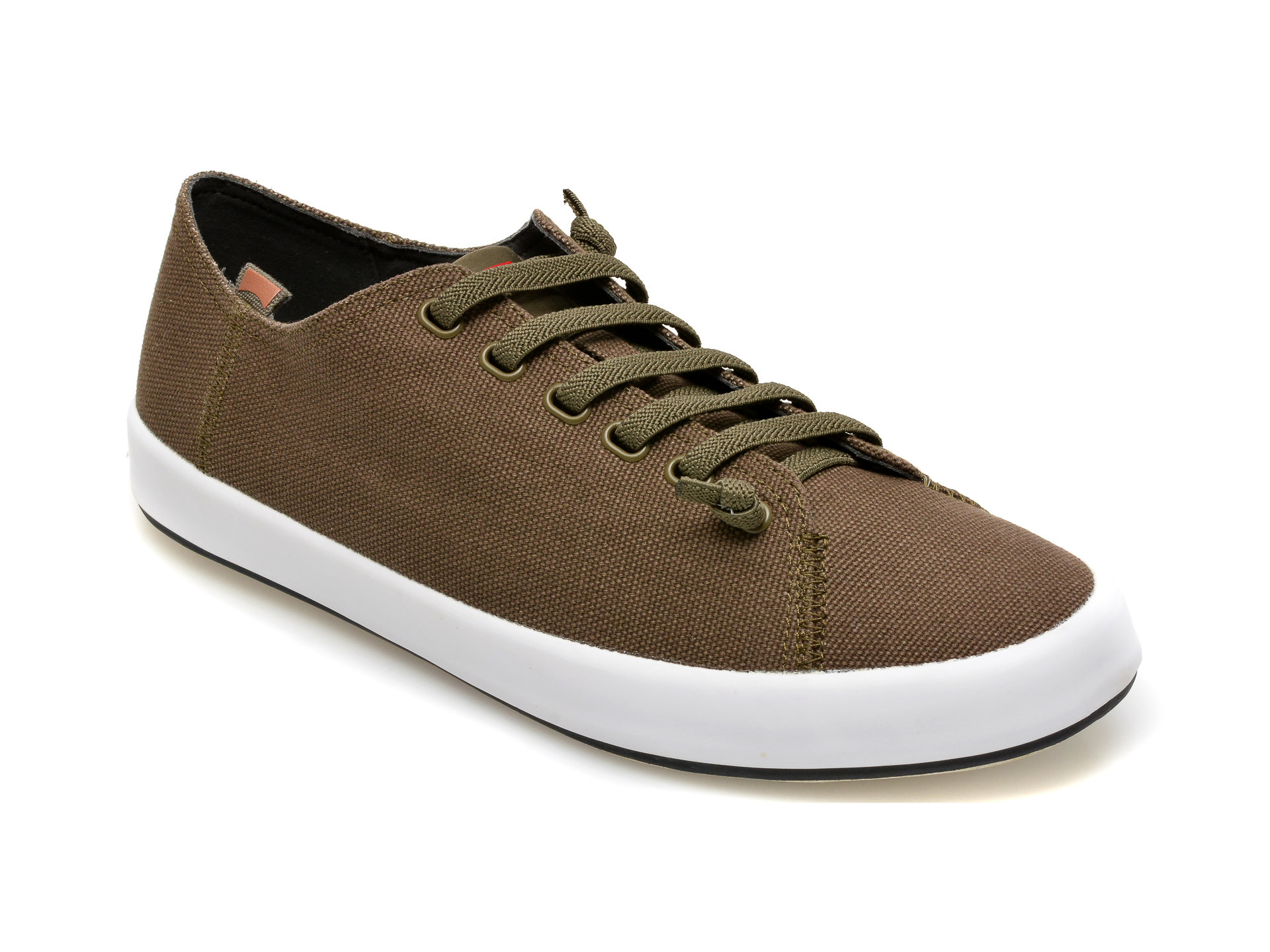 Pantofi sport CAMPER maro, K100158, din material textil imagine