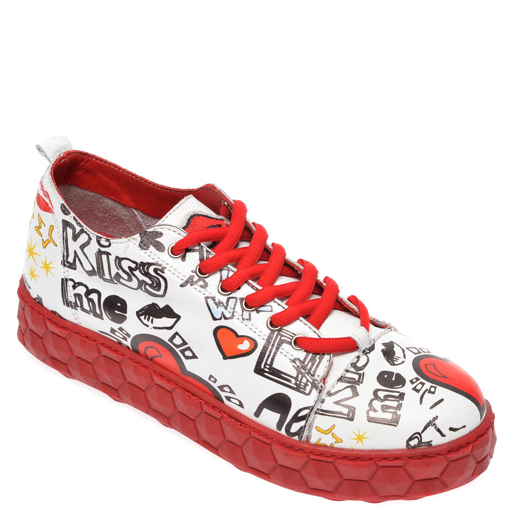 Pantofi sport FLAVIA PASSINI multicolor, 3621108, din piele naturala