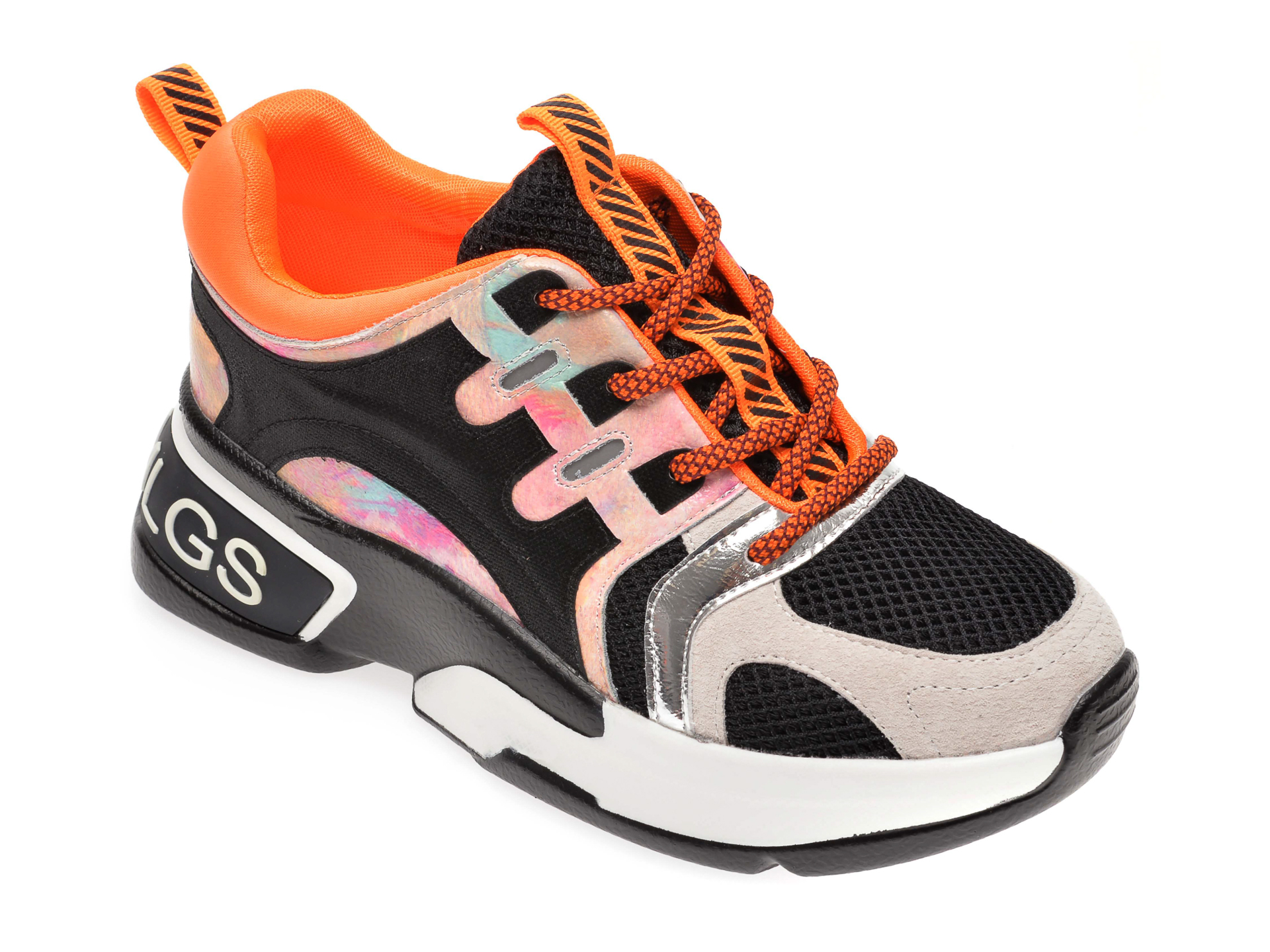Pantofi sport FLAVIA PASSINI multicolori, 90085, din material textil imagine