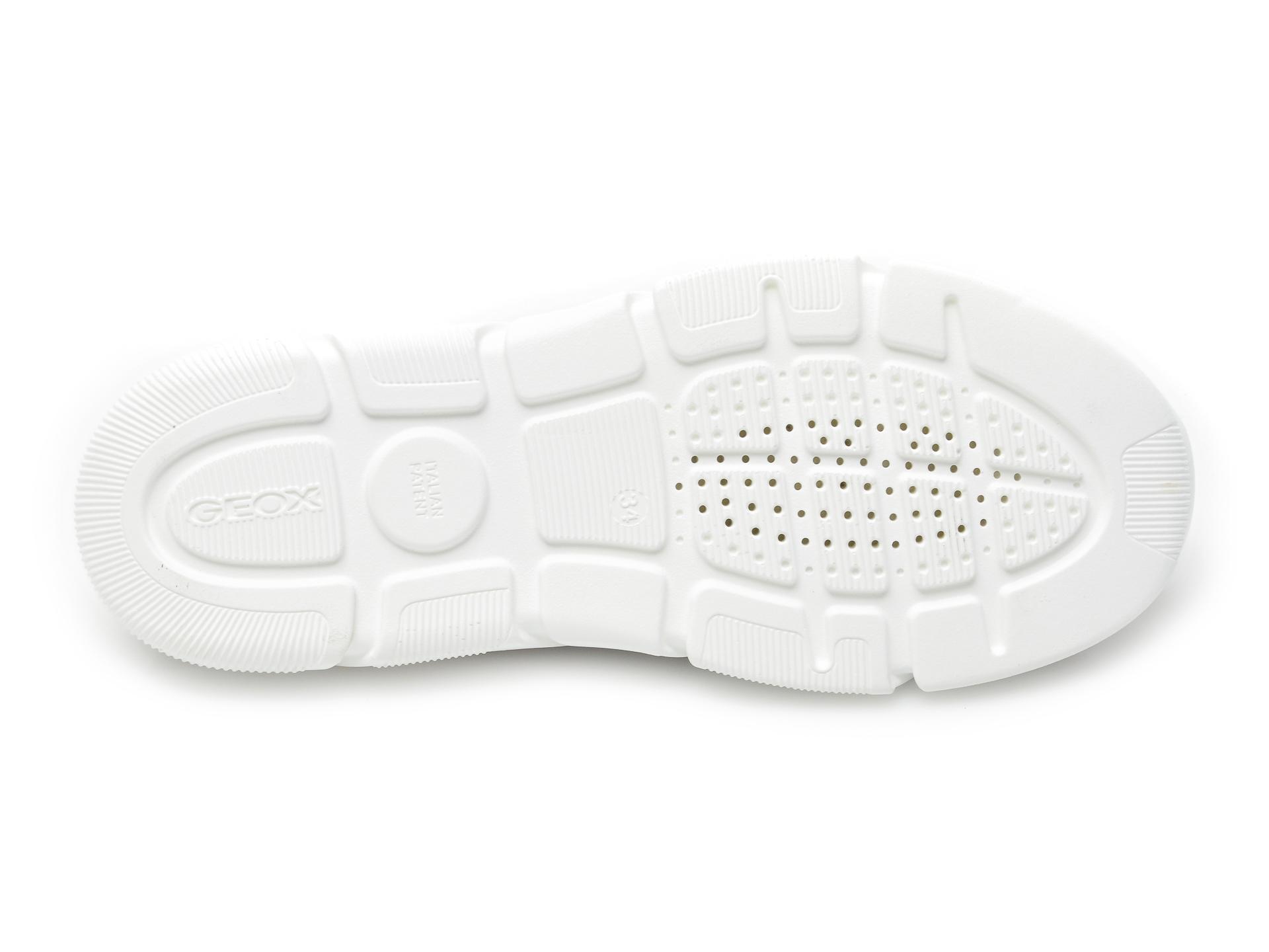 Pantofi sport GEOX bleumarin, J02DMA, din material textil - 7