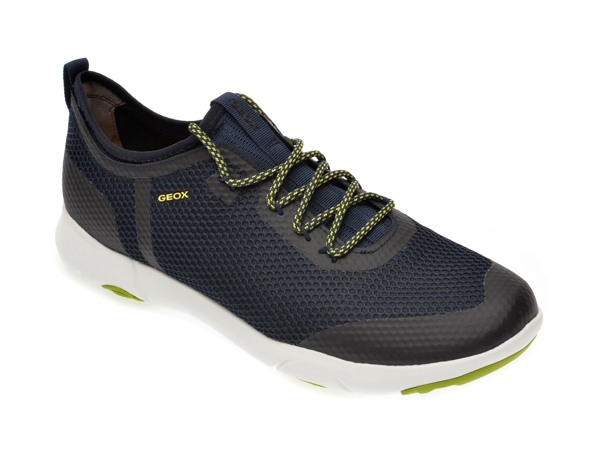 Pantofi sport GEOX bleumarin, U826BA, din material textil imagine