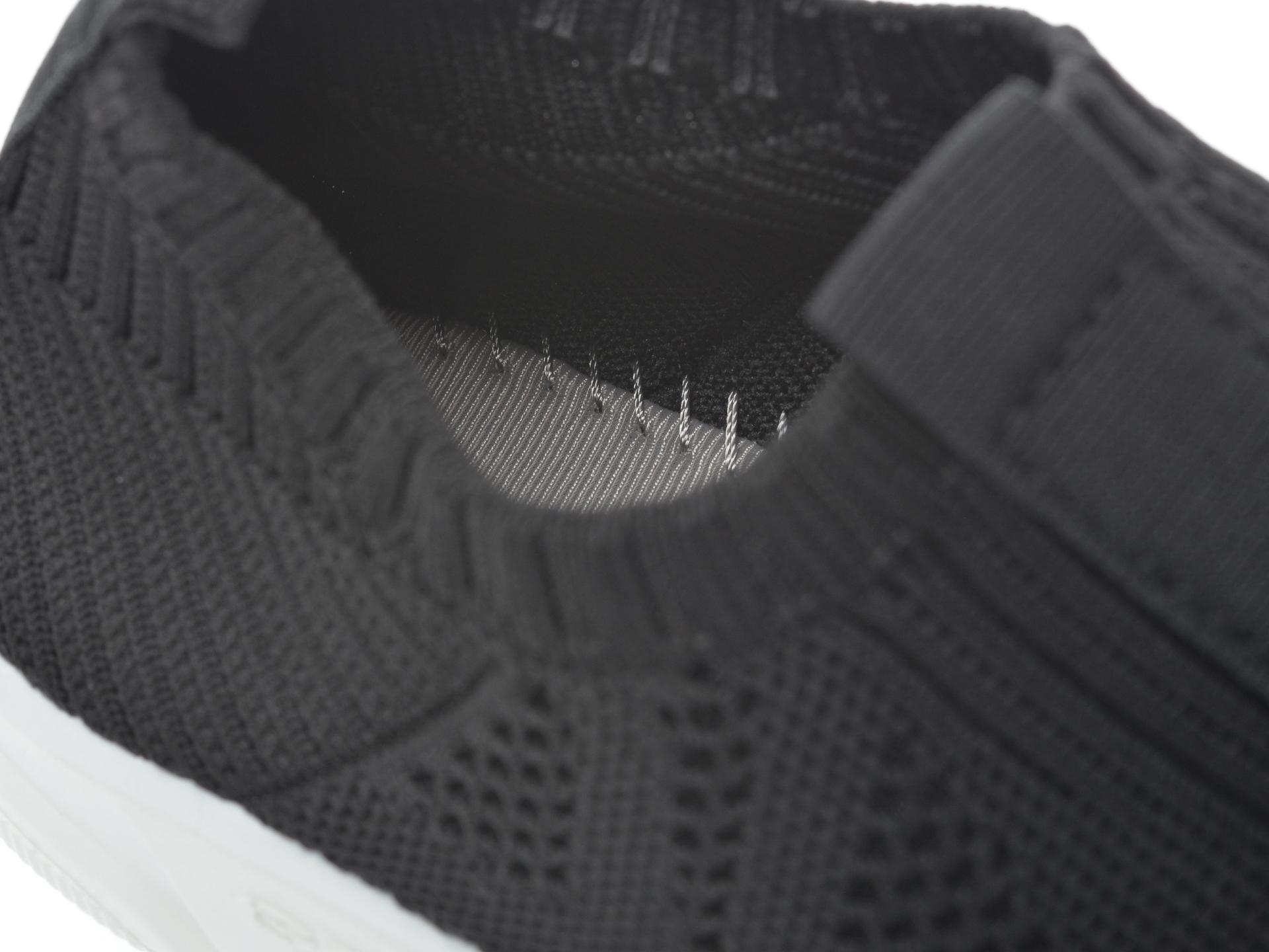 Pantofi sport GEOX negri, J02DMA, din material textil - 3