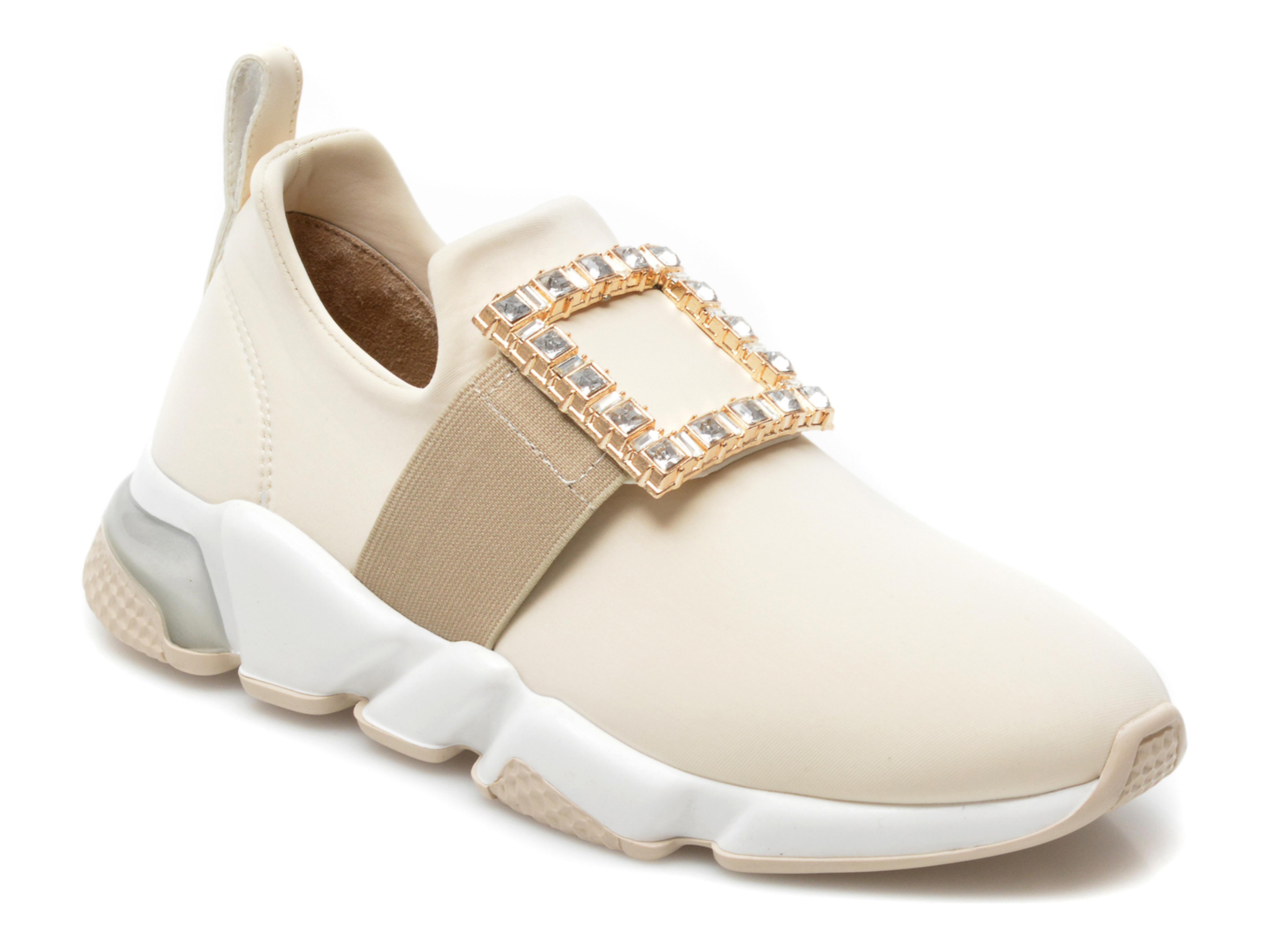 Pantofi sport GRYXX bej, T10100, din material textil imagine otter.ro 2021