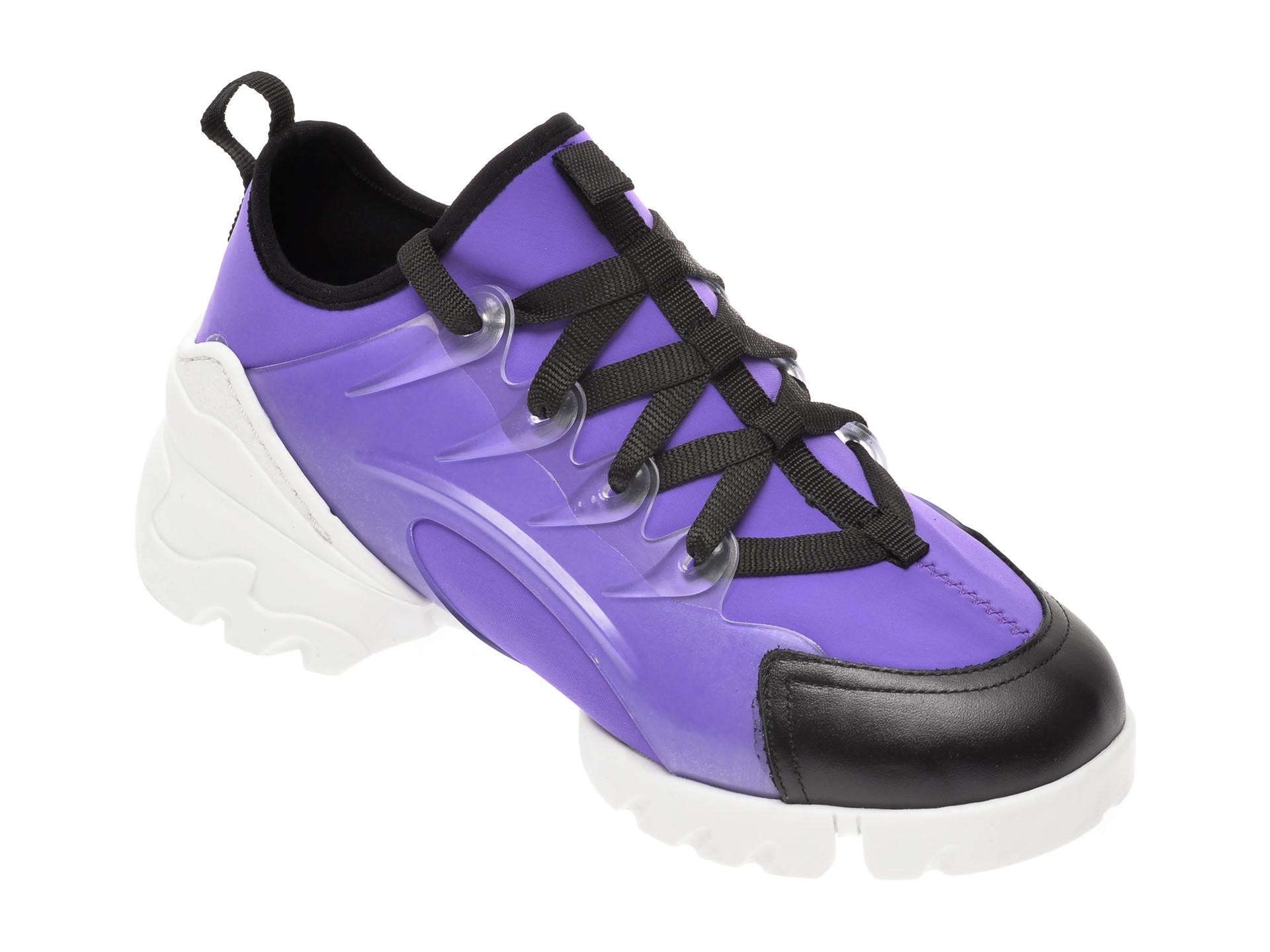 Pantofi sport GRYXX mov, MO1332, din material textil