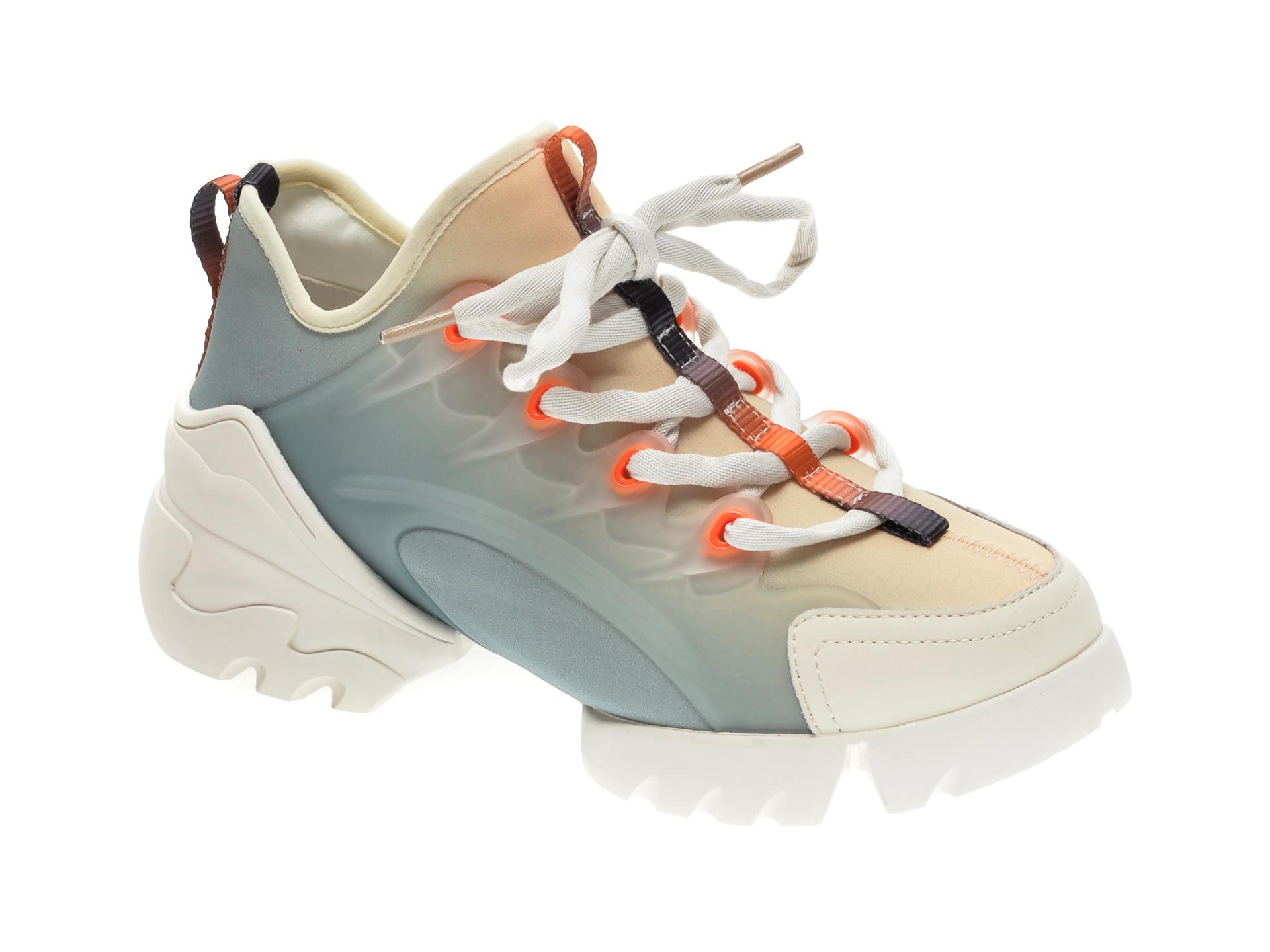 Pantofi sport GRYXX multicolor, B168, din material textil