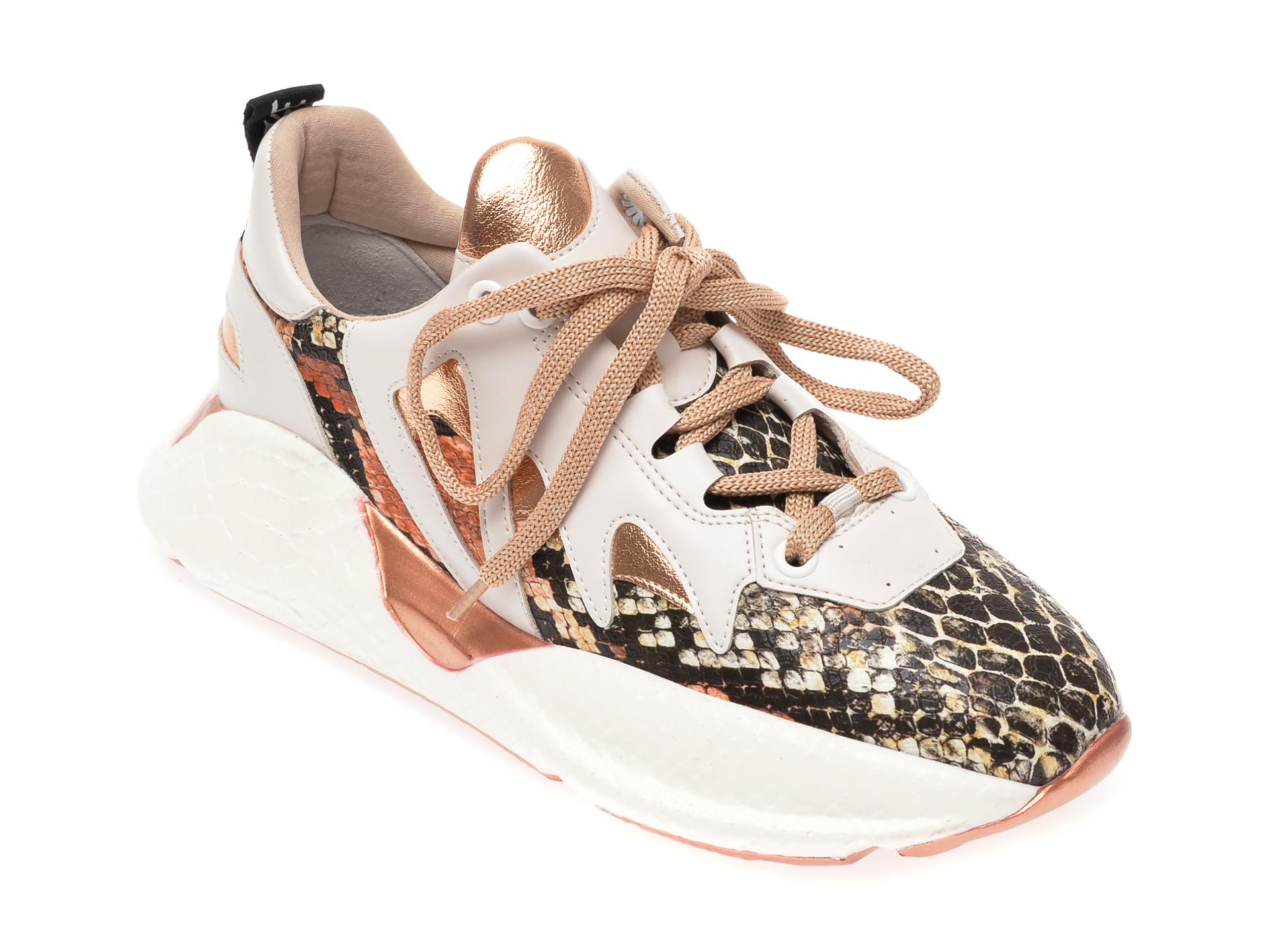 Pantofi sport GRYXX multicolor, COBRA1, din piele ecologica imagine