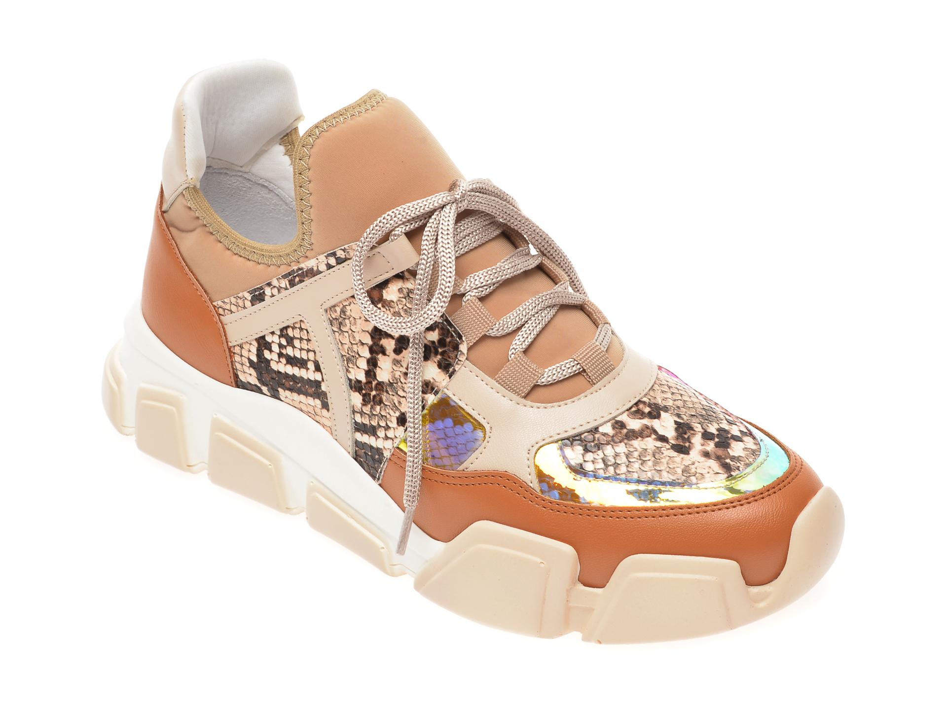 Pantofi sport GRYXX multicolor, MO111S1, din piele ecologica imagine