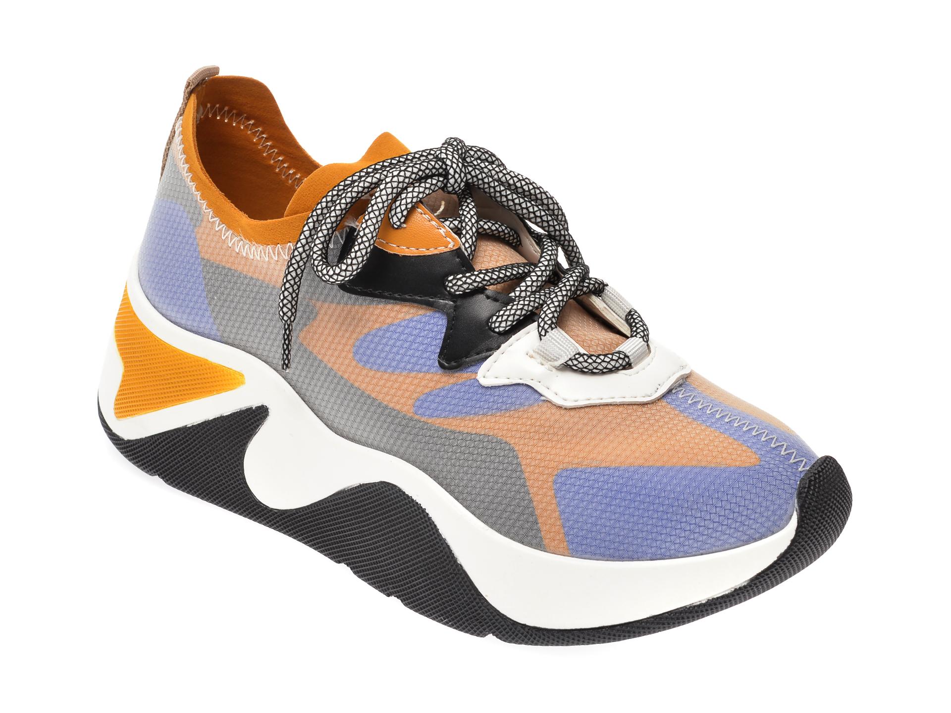 Pantofi sport GRYXX multicolori, MK18, din material textil New