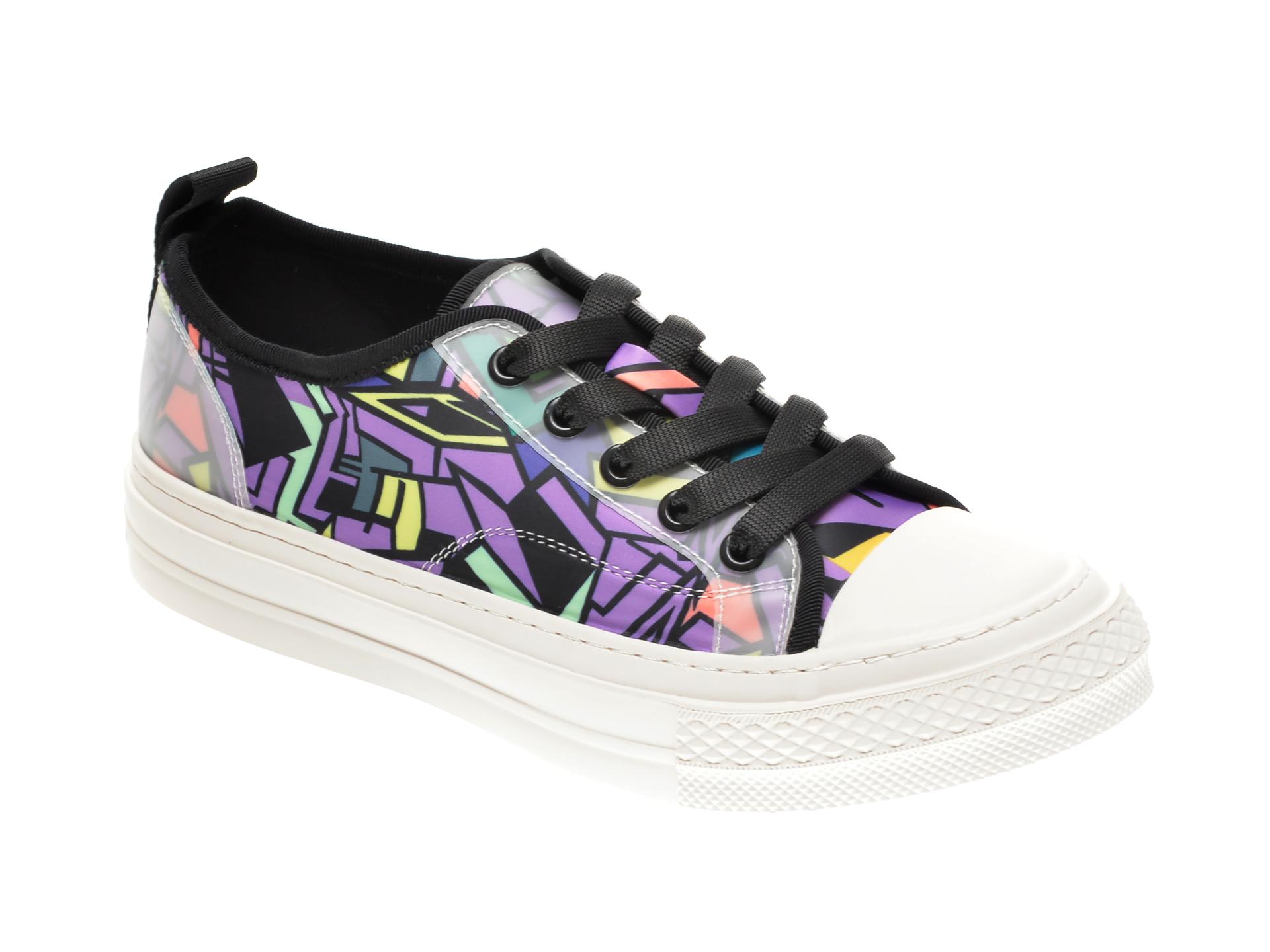 Pantofi sport GRYXX negri, 300128, din material textil