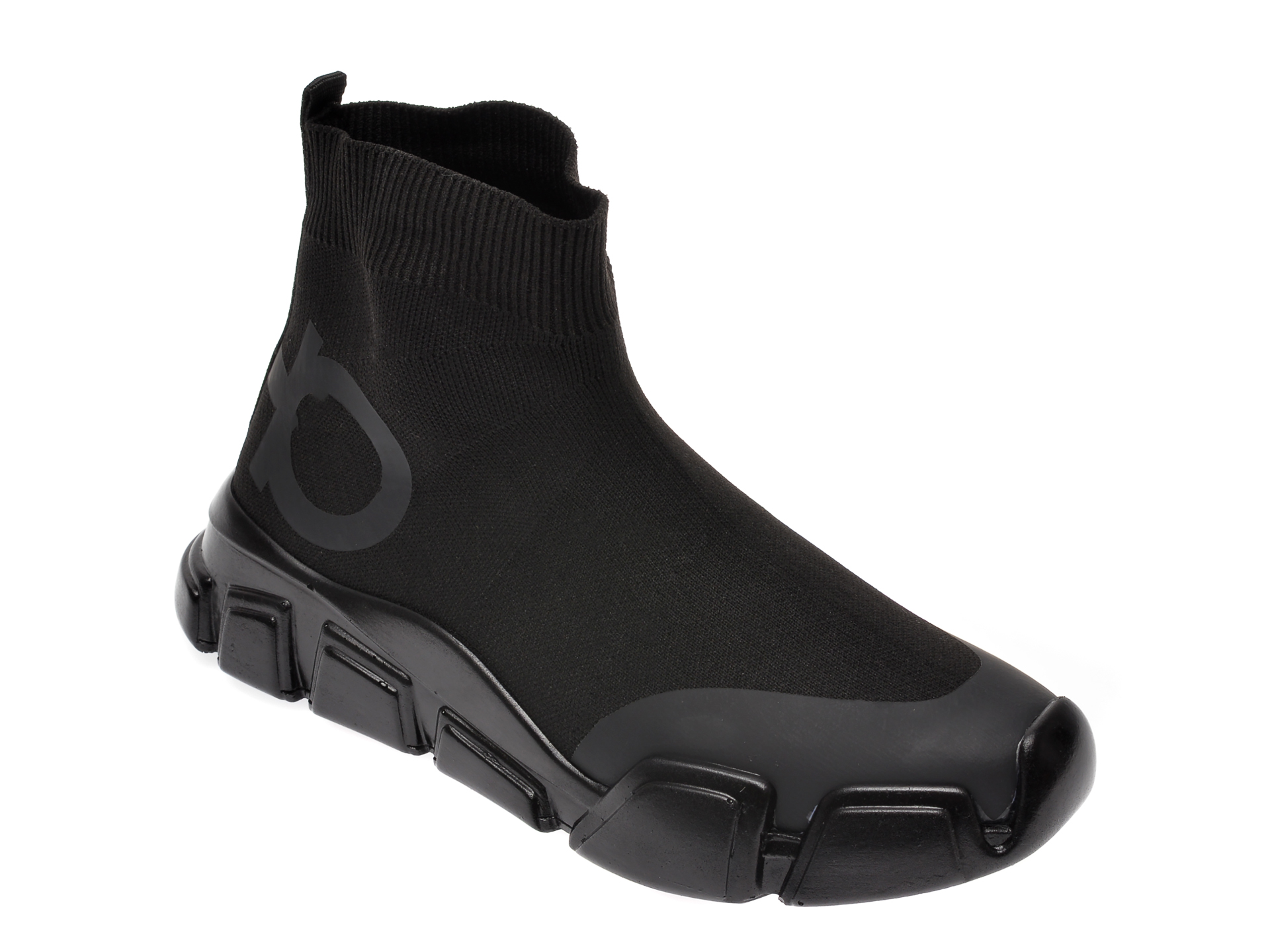 Pantofi sport GRYXX negri MO111B1, din material textil imagine