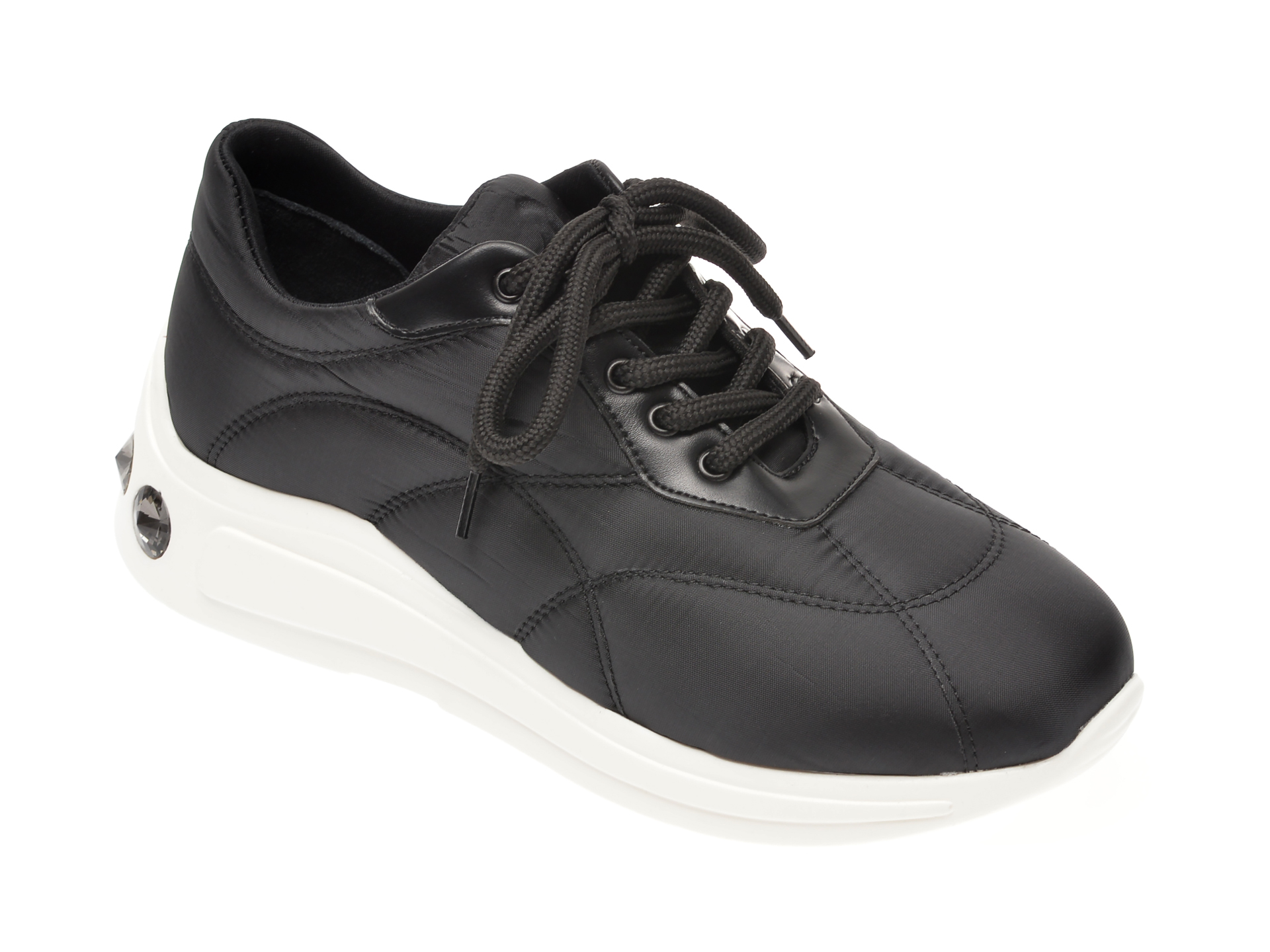 Pantofi sport GRYXX negri, P42, din material textil