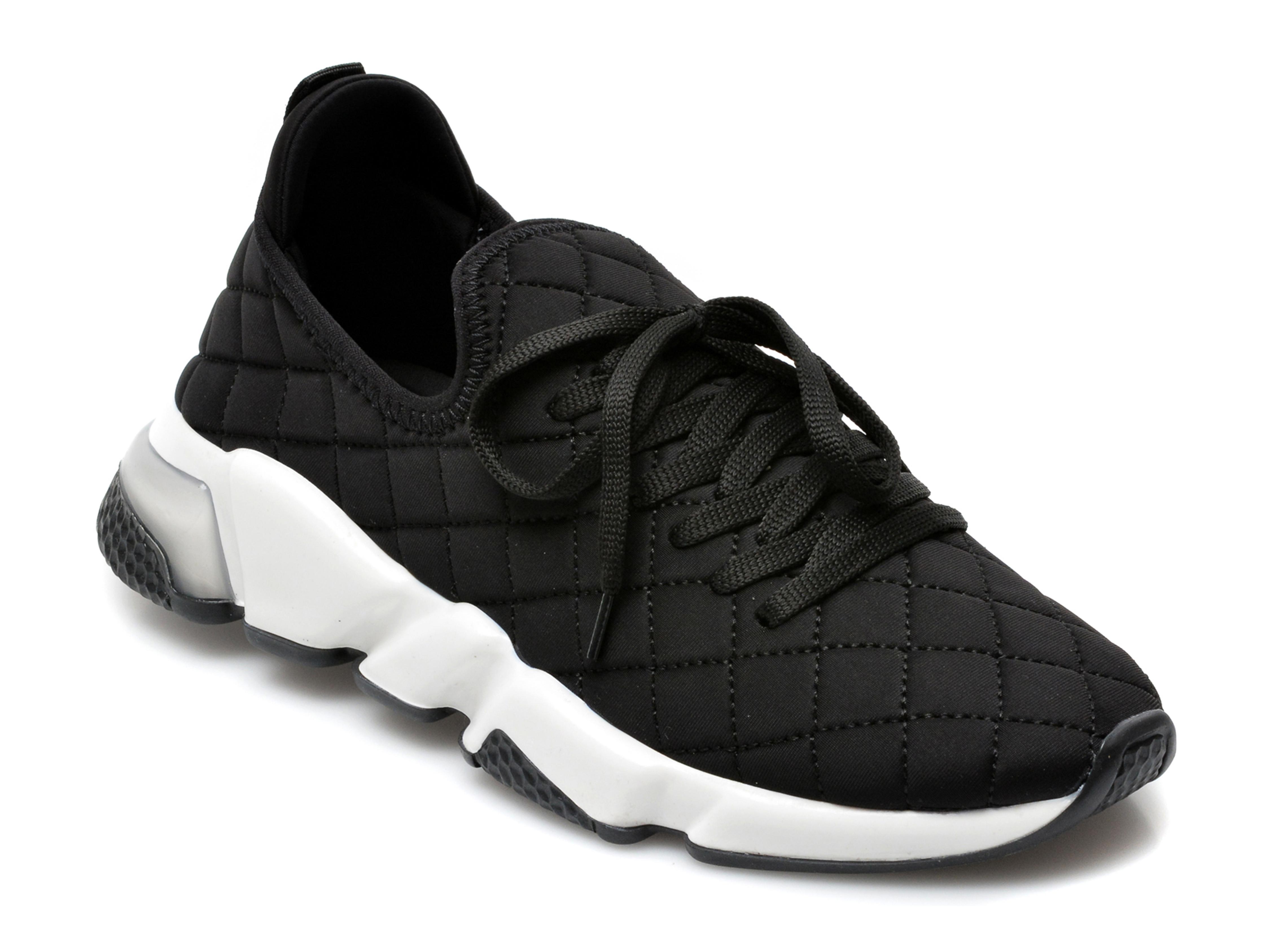 Pantofi sport GRYXX negri, T10103, din material textil imagine otter.ro 2021