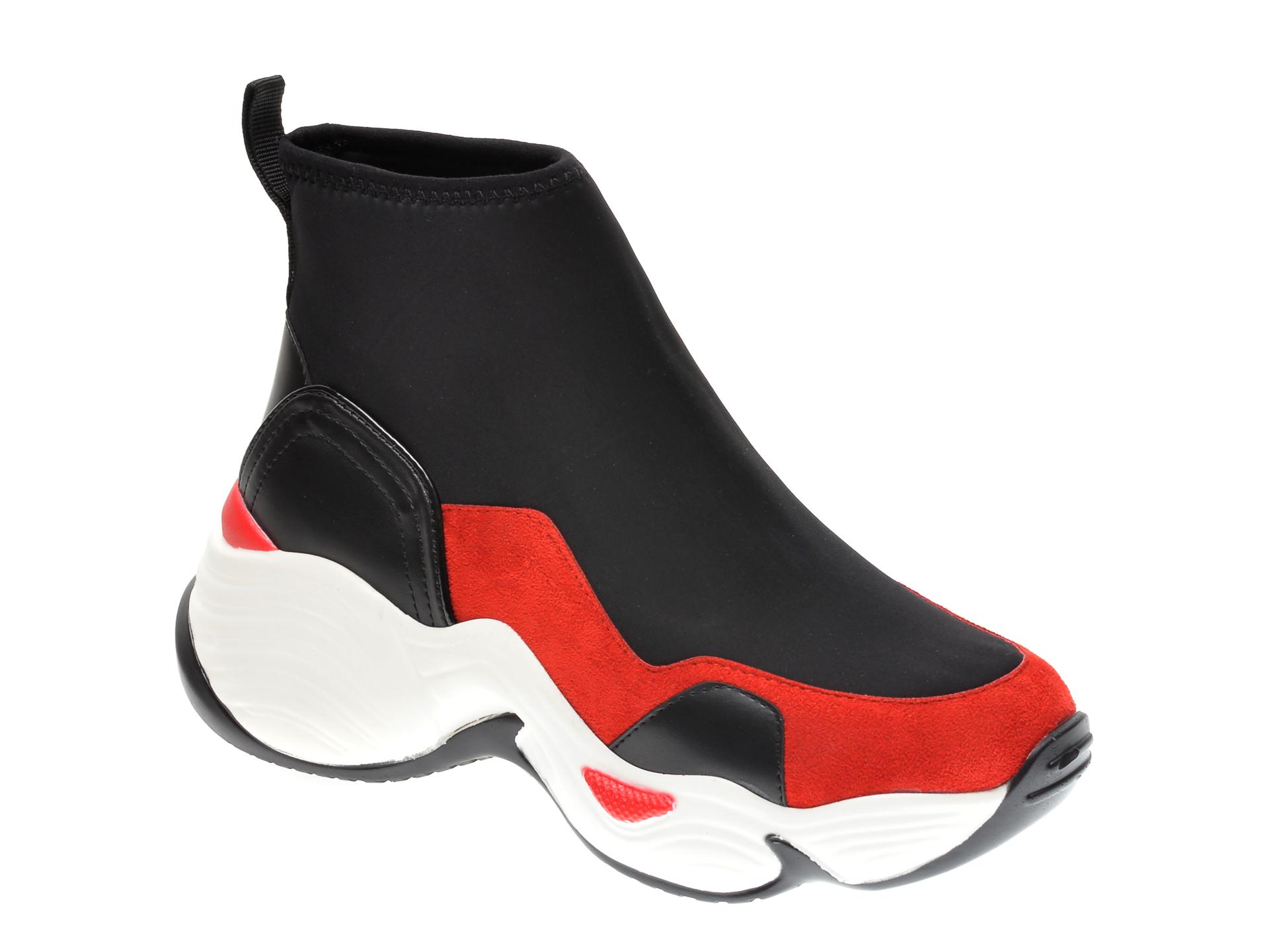 Pantofi sport GRYXX rosii, MO134B5, din piele ecologica