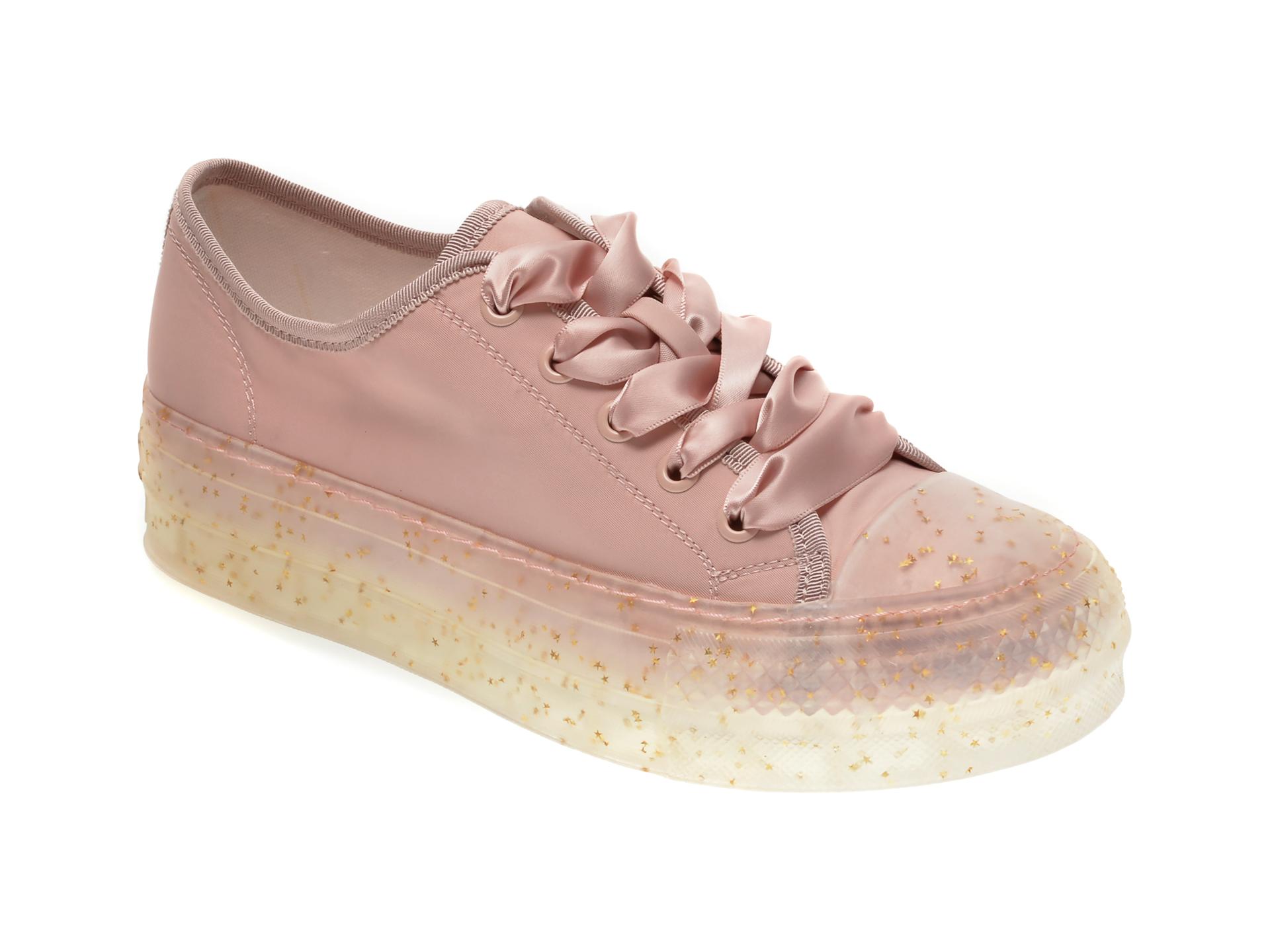 Pantofi sport GRYXX roz, 202062, din material textil imagine