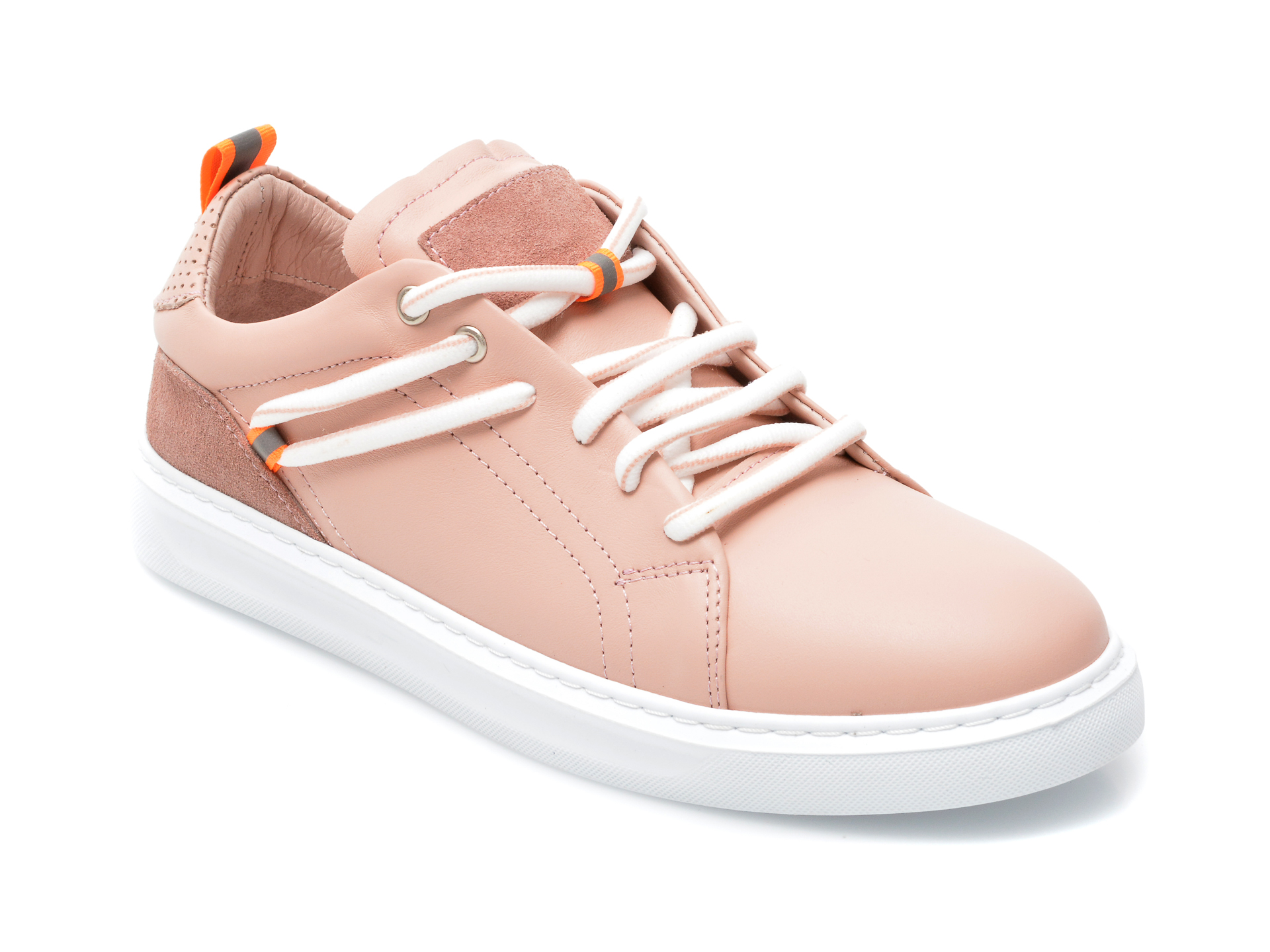 Pantofi sport IMAGE roz, 89077, din piele naturala imagine otter.ro