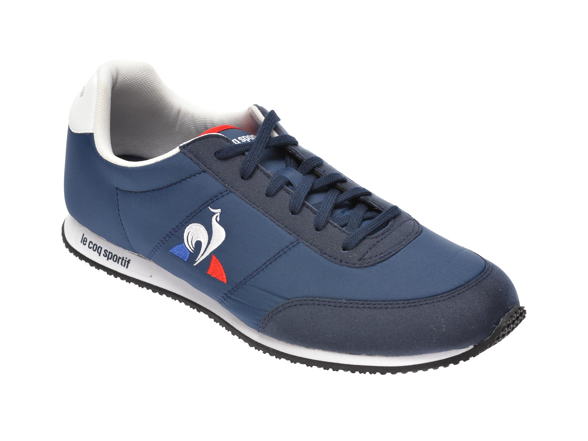 Pantofi sport LE COQ SPORTIF bleumarin, 2010219, din material textil imagine