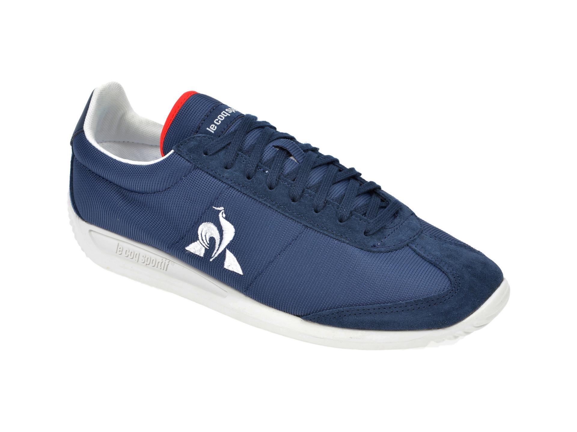 Pantofi sport LE COQ SPORTIF bleumarin, 2010302, din material textil imagine