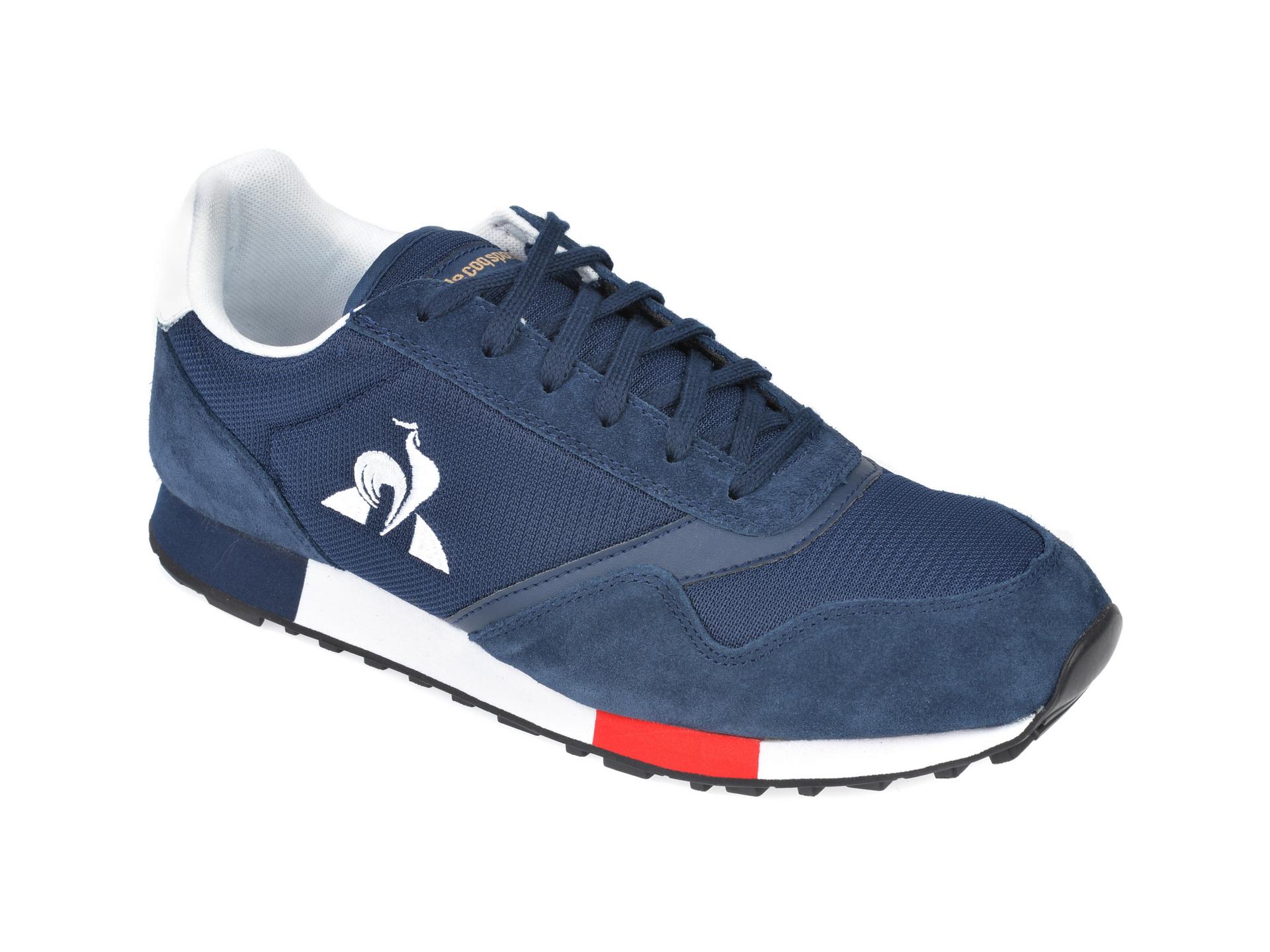 Pantofi sport LE COQ SPORTIF bleumarin, 2010311, din material textil imagine
