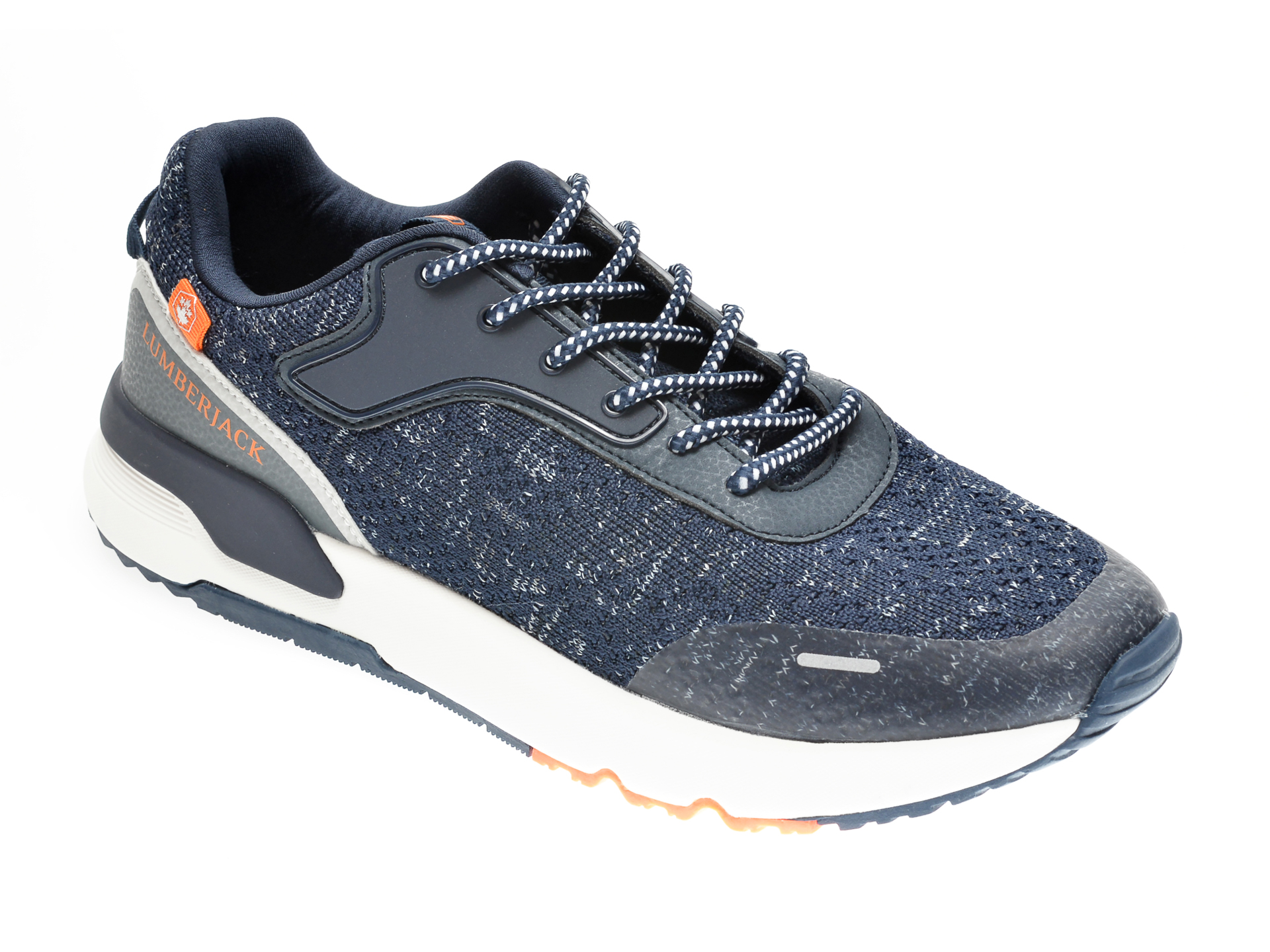 Pantofi sport LUMBERJACK bleumarin, 611001, din material textil imagine otter.ro