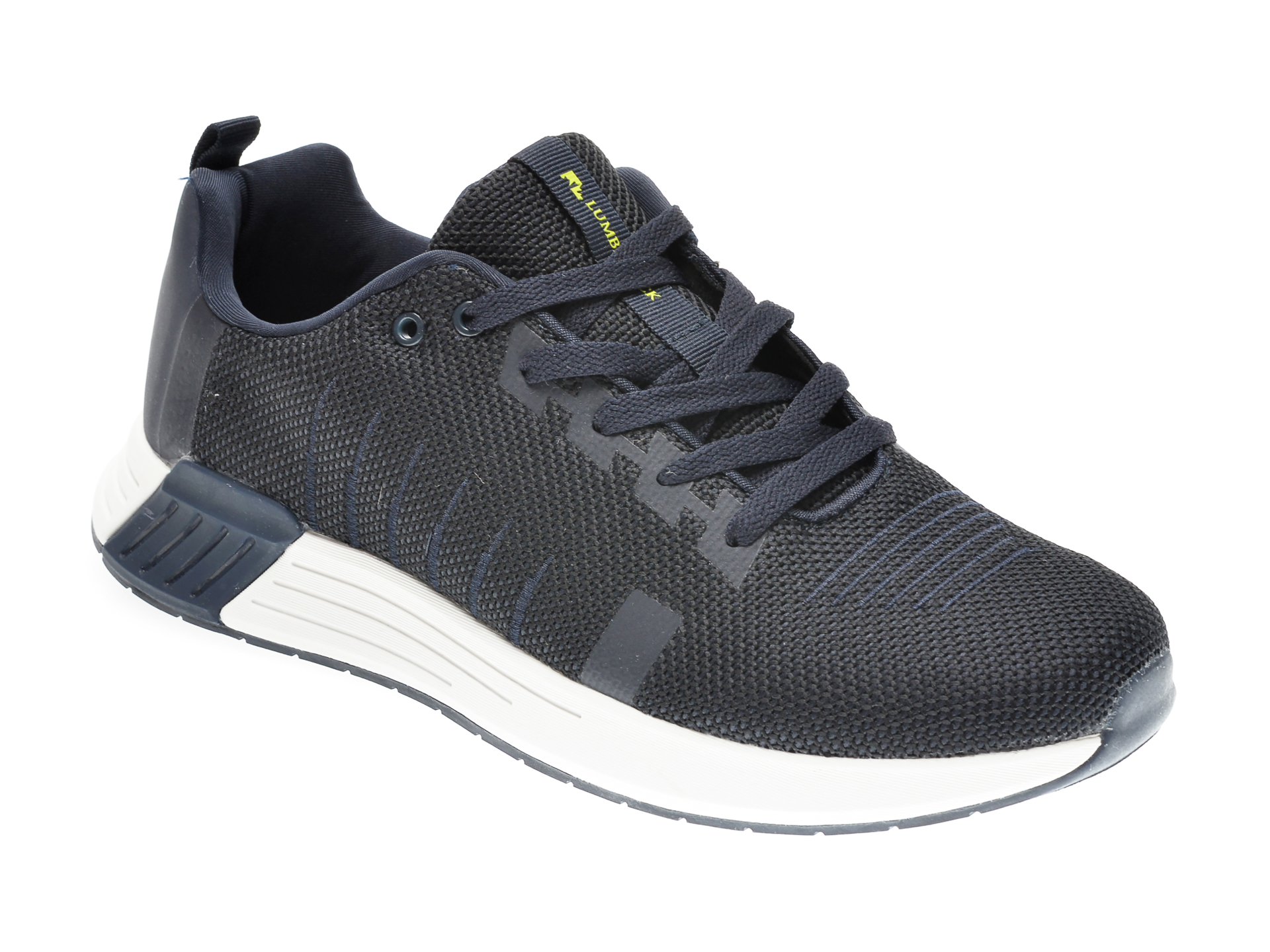 Pantofi sport LUMBERJACK bleumarin, 711001, din material textil imagine