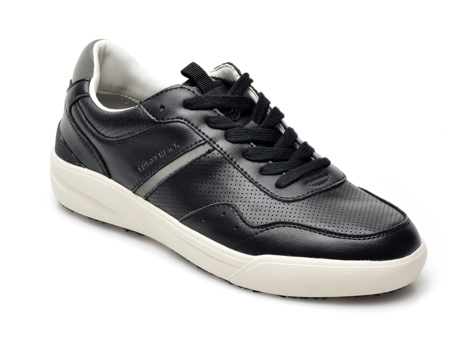 Pantofi sport LUMBERJACK negri, B541001, din piele naturala