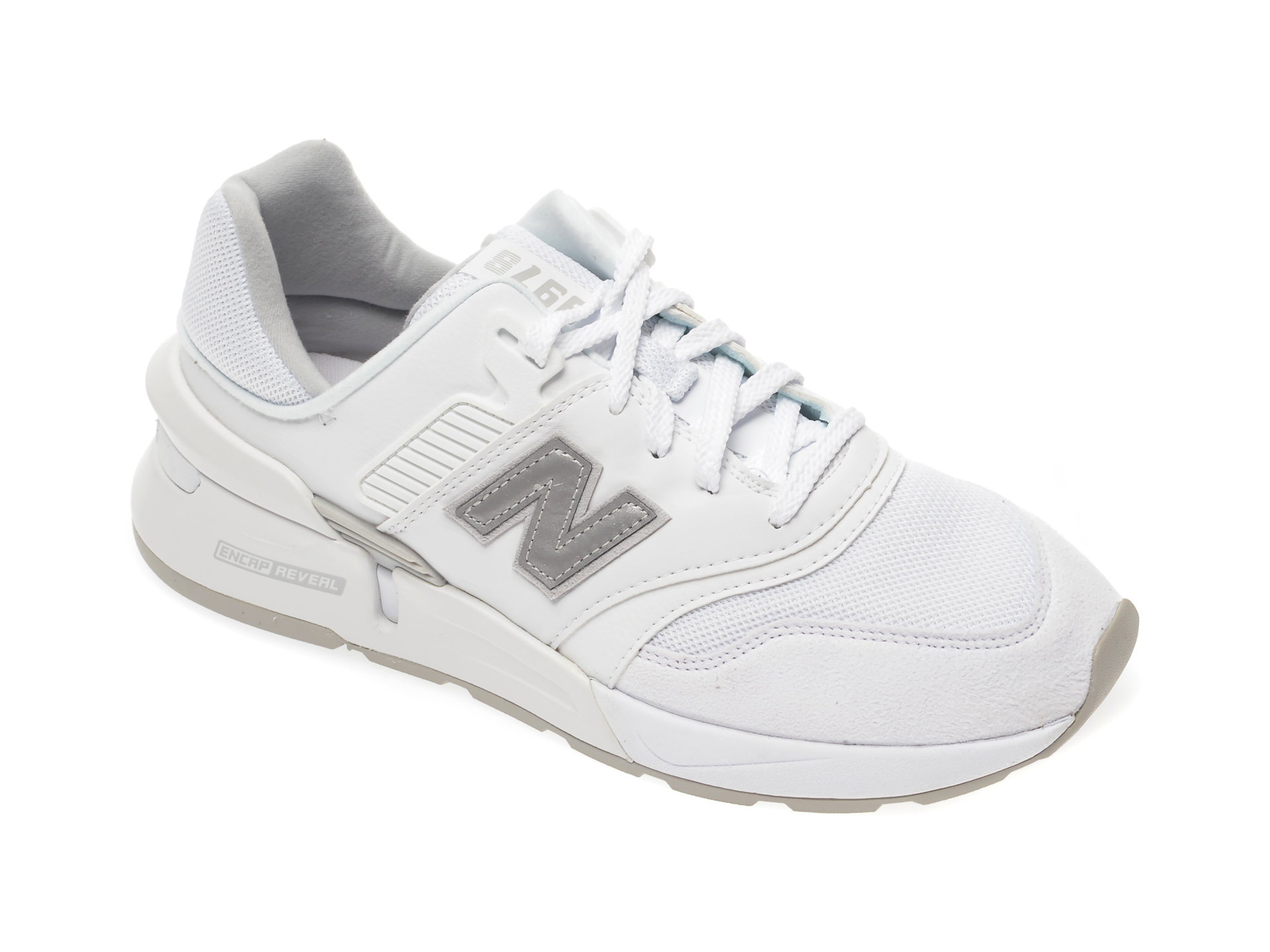 Pantofi Sport New Balance Albi, Ms997, Din Material Textil