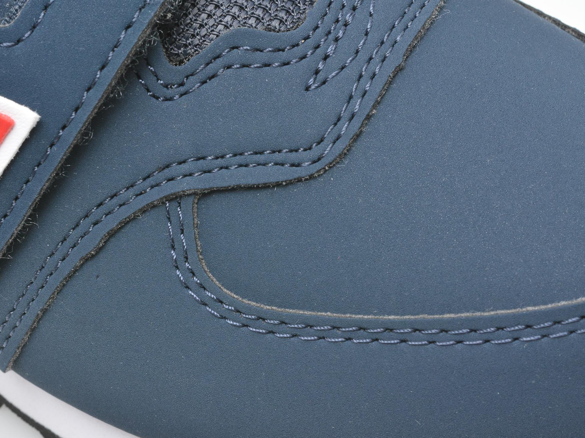 Pantofi sport NEW BALANCE bleumarin, PV574, din material textil si piele ecologica - 2