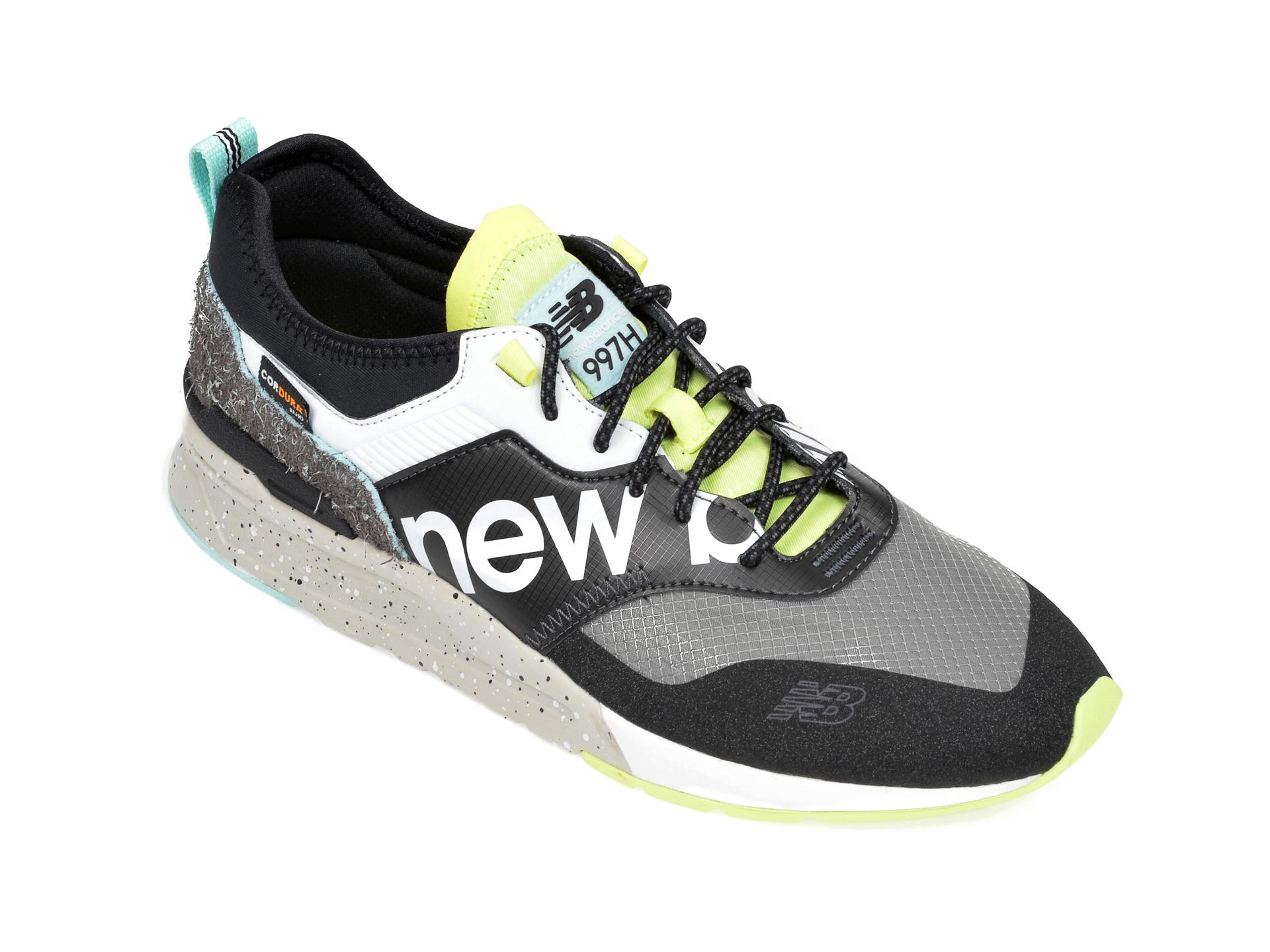 Pantofi sport NEW BALANCE multicolor, CMT997, din material textil si piele ecologica imagine