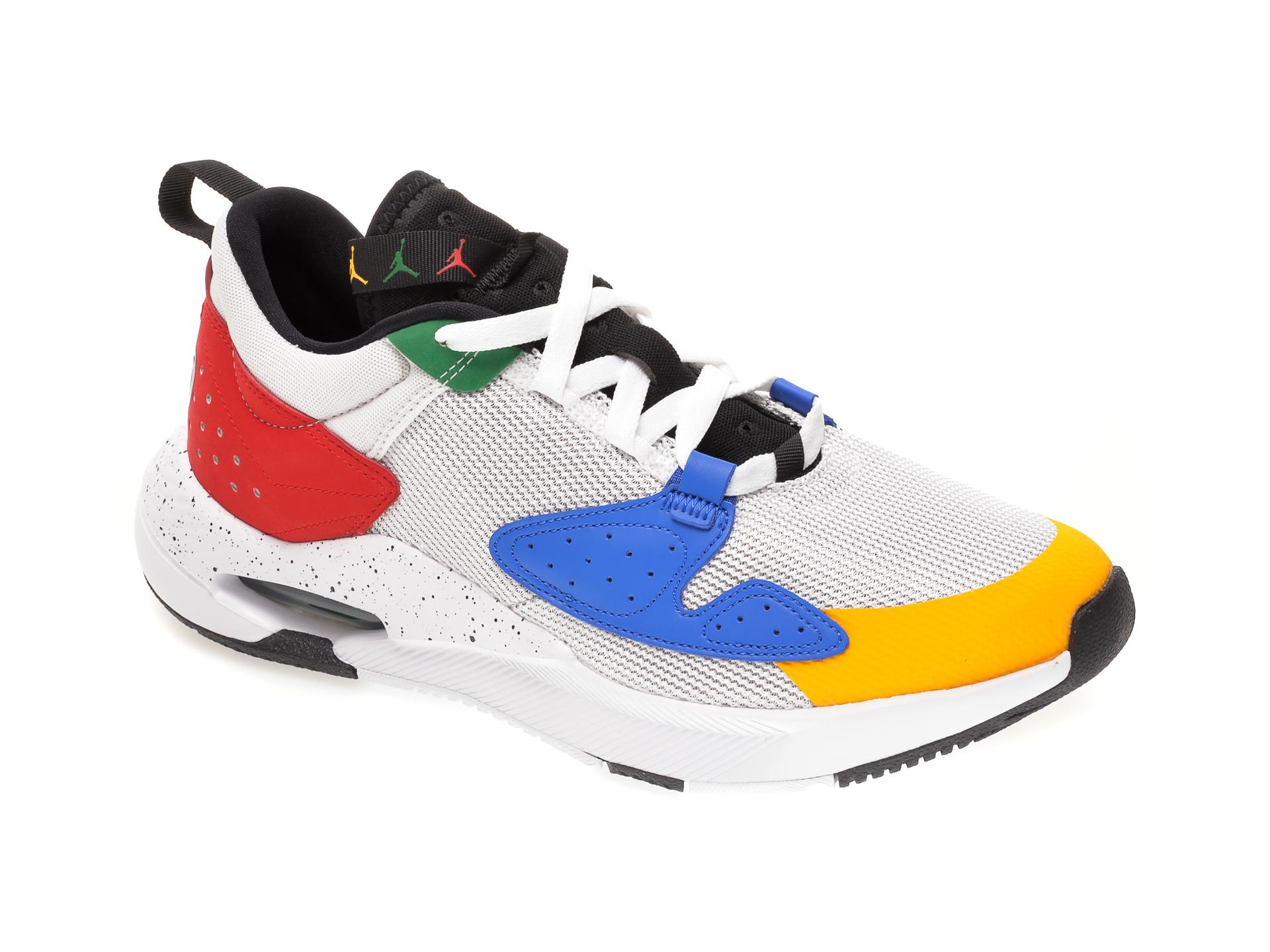 Pantofi sport NIKE albi, JORDAN AIR CADENCE, din material textil imagine