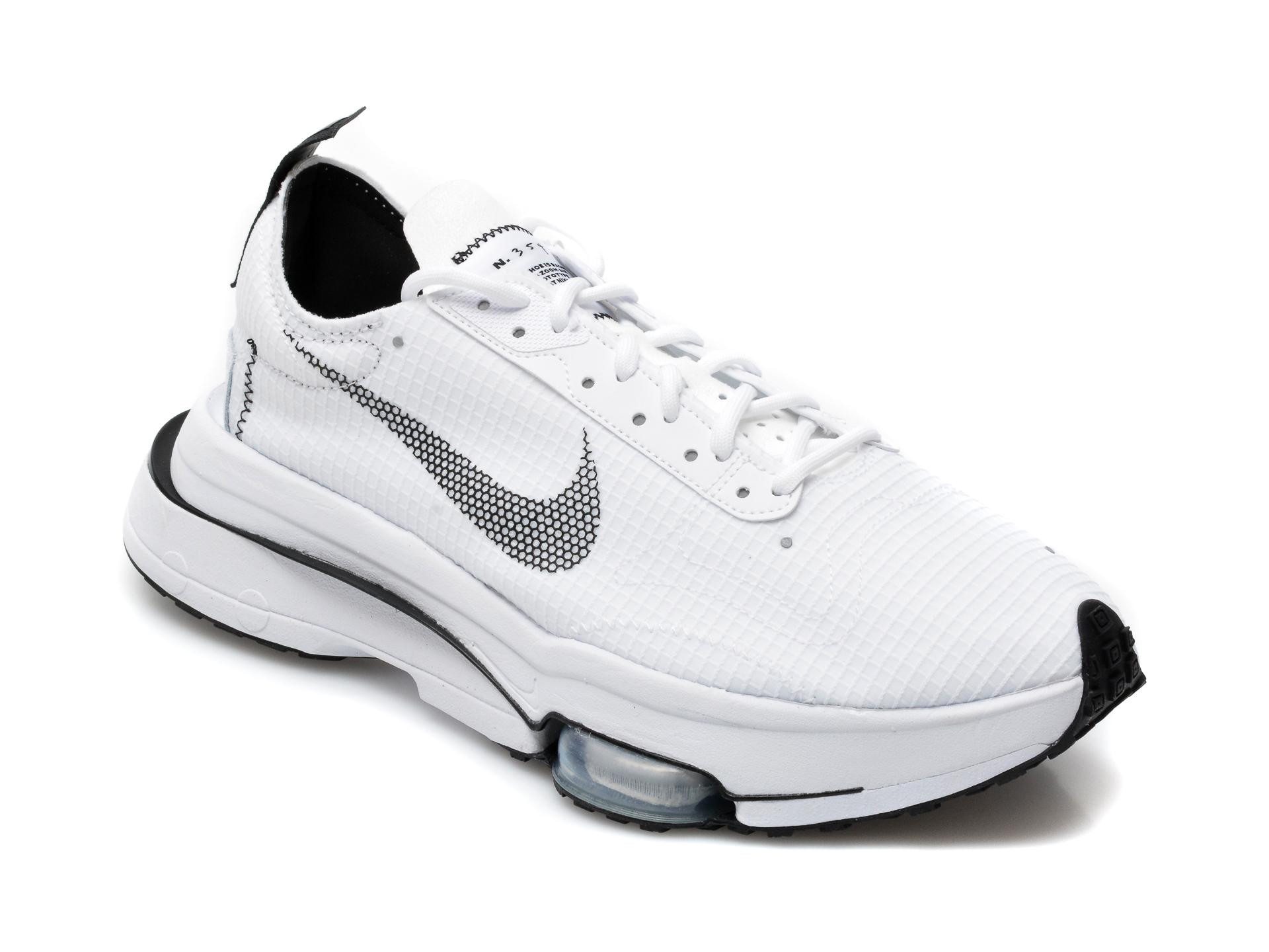 Pantofi sport NIKE albi, Nike Air Zoom-Type Se, din material textil imagine otter.ro